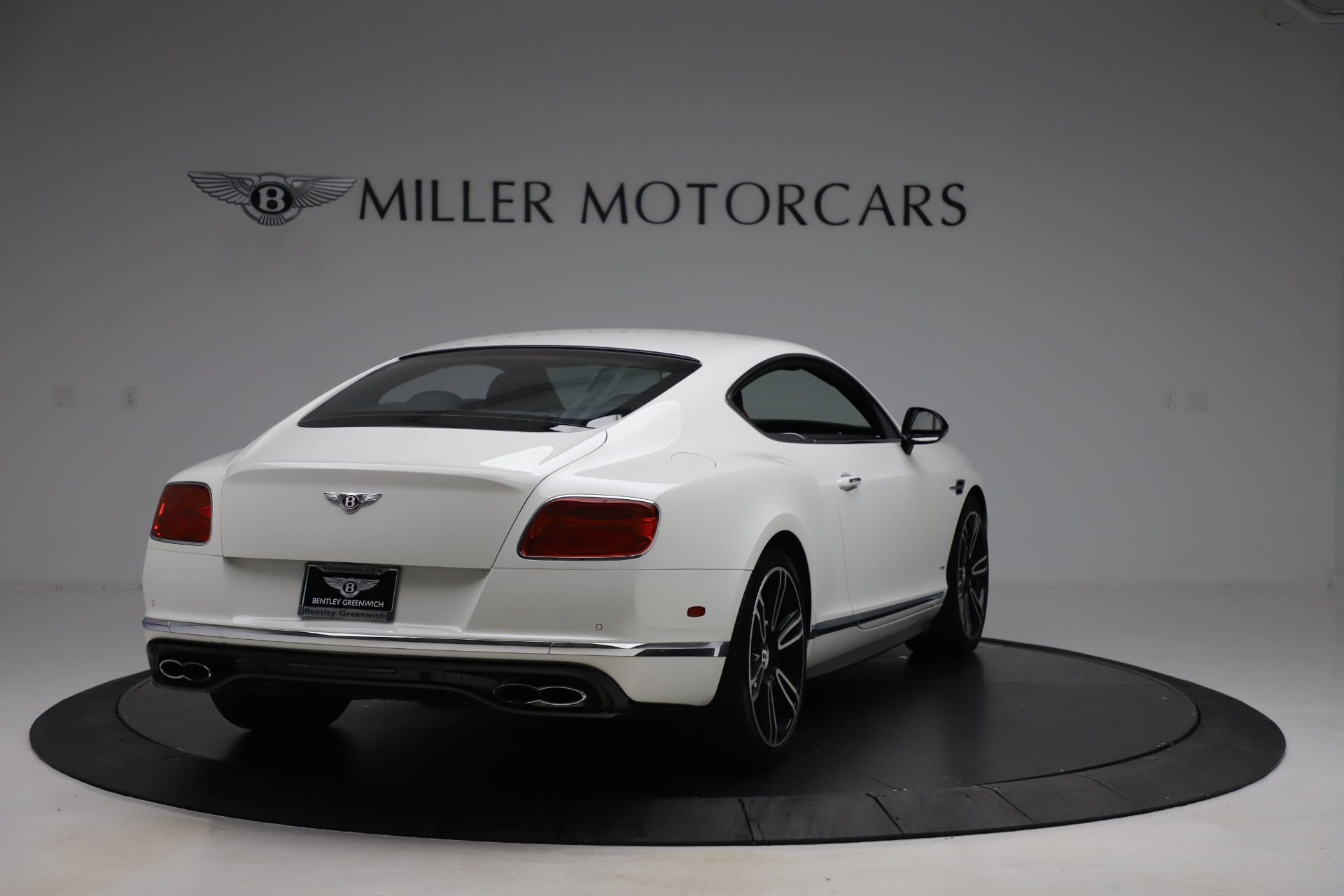 Used 2016 Bentley Continental GT V8 S For Sale In Westport, CT 19_p7