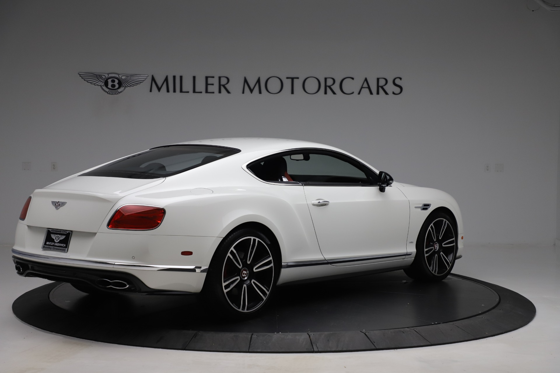 Used 2016 Bentley Continental GT V8 S For Sale In Westport, CT 19_p8