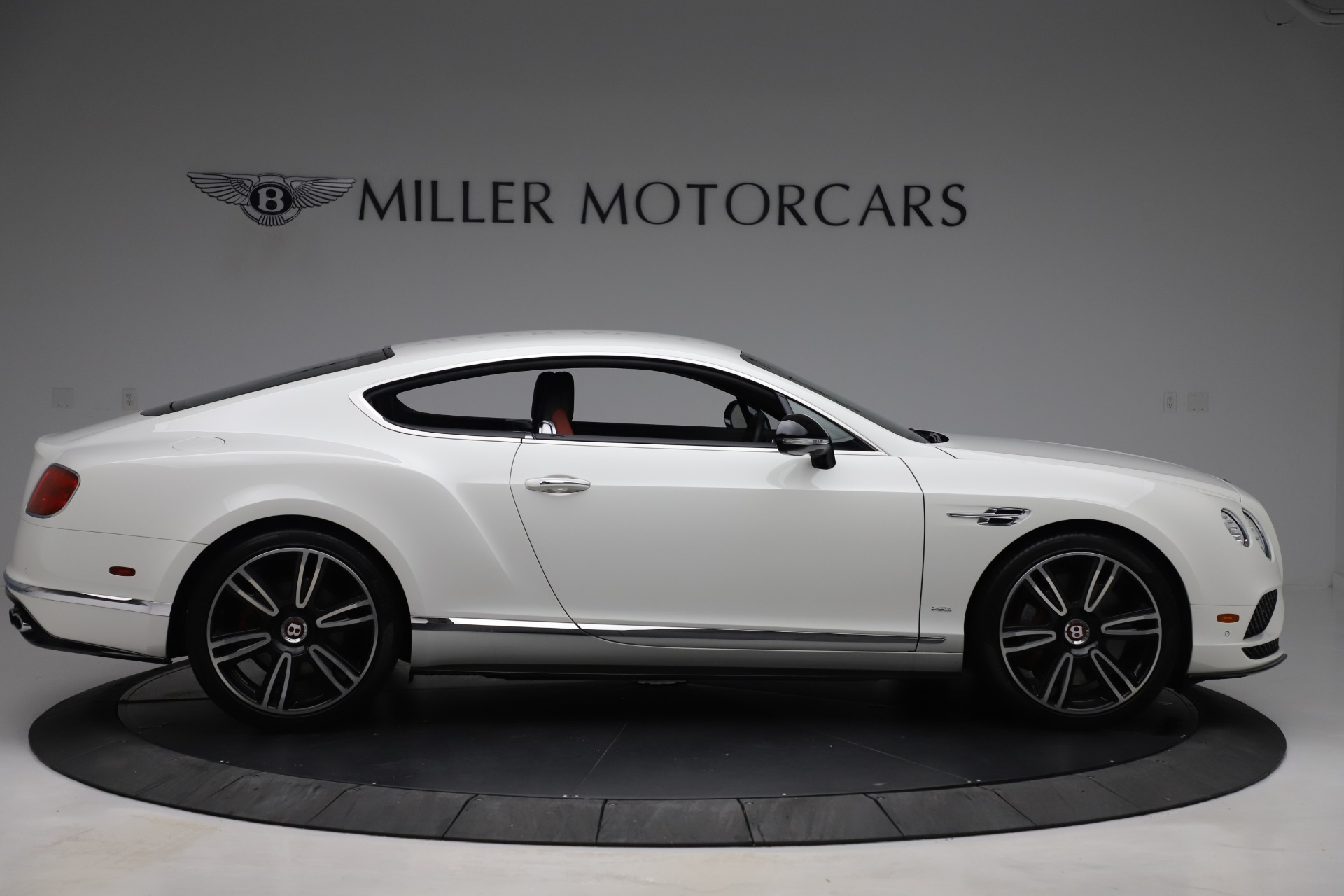 Used 2016 Bentley Continental GT V8 S For Sale In Westport, CT 19_p9
