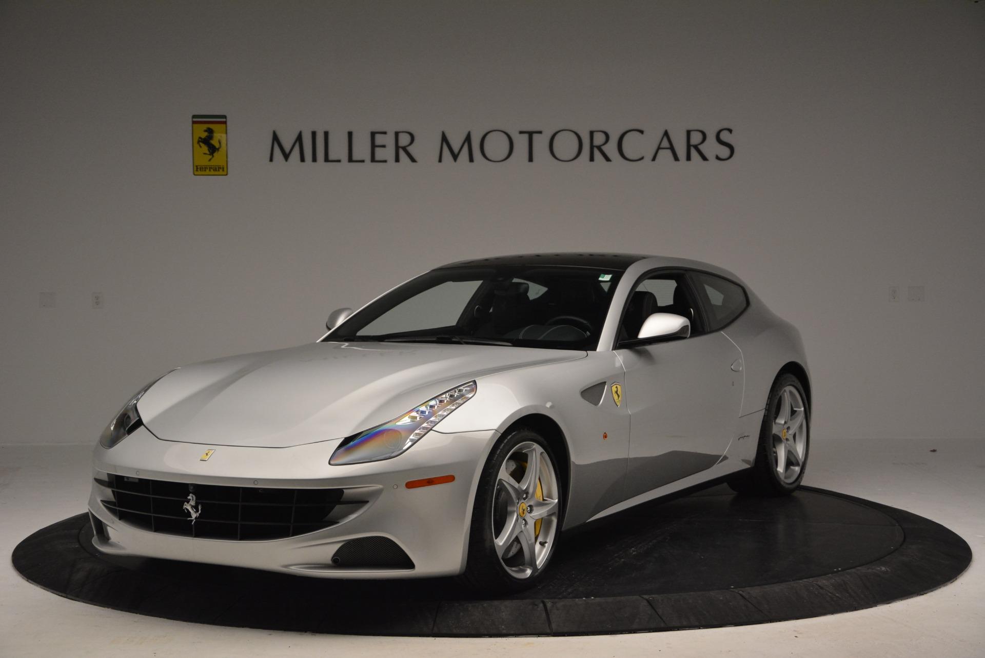 Used 2012 Ferrari FF  For Sale In Westport, CT 1902_main