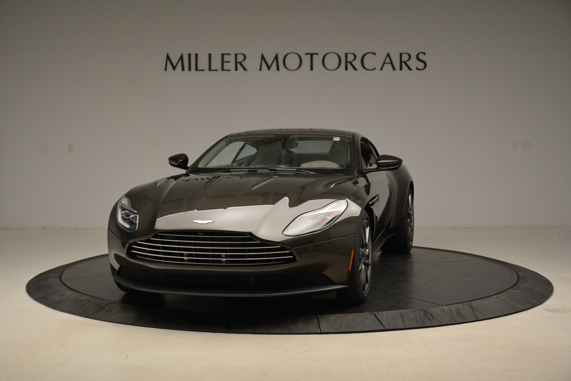 New 2018 Aston Martin DB11 V12 For Sale In Westport, CT 1904_main