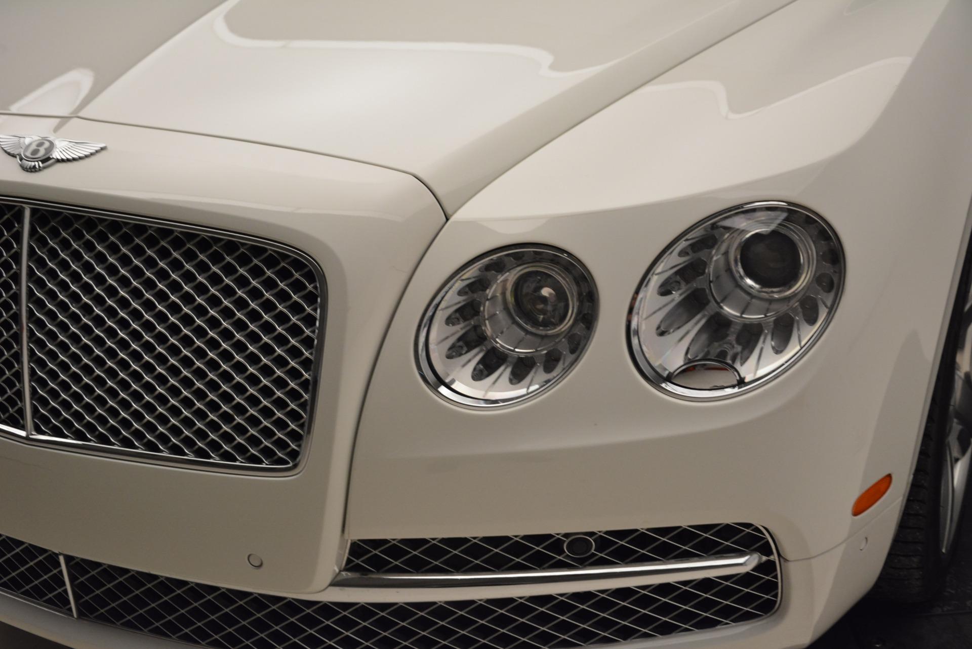 Used 2014 Bentley Flying Spur W12 For Sale In Westport, CT 1906_p16