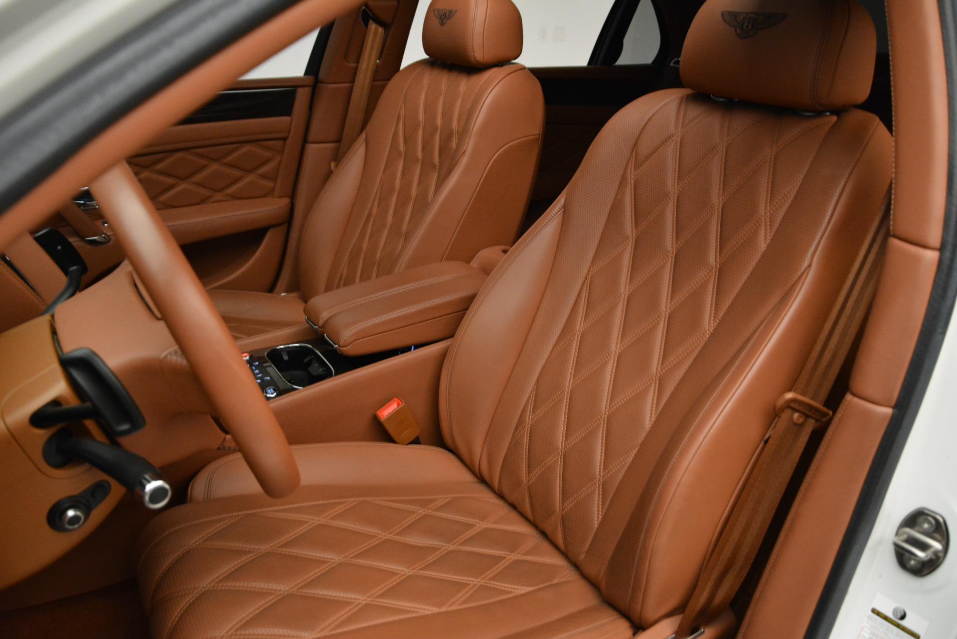 Used 2014 Bentley Flying Spur W12 For Sale In Westport, CT 1906_p24