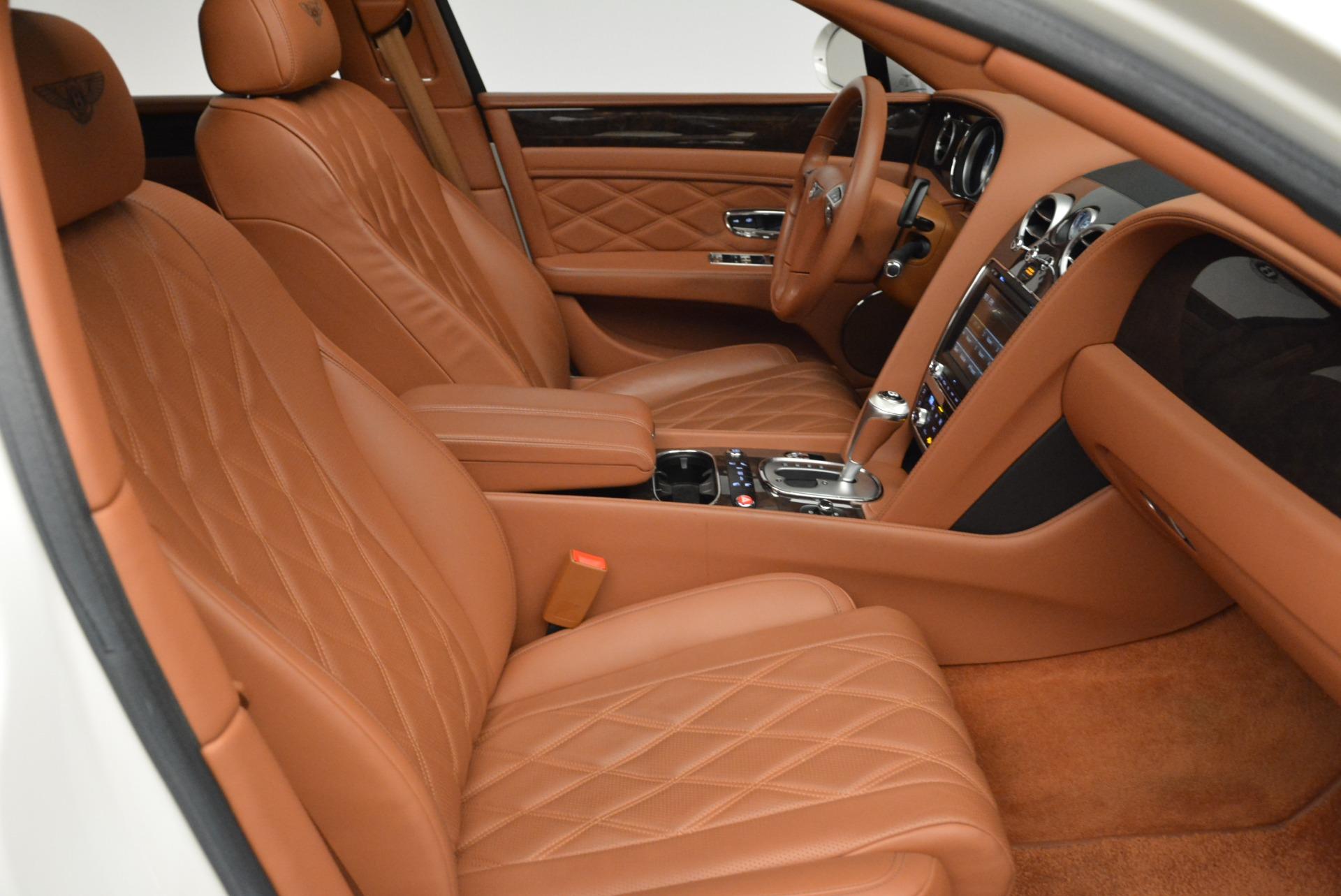 Used 2014 Bentley Flying Spur W12 For Sale In Westport, CT 1906_p33