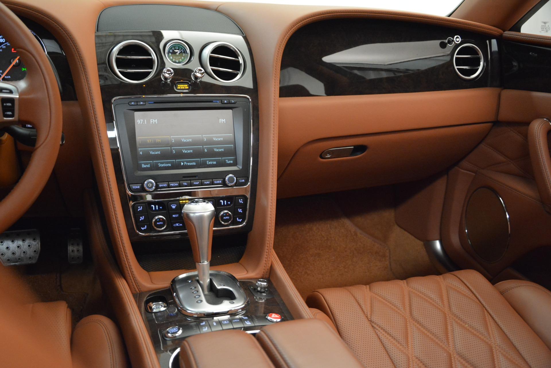 Used 2014 Bentley Flying Spur W12 For Sale In Westport, CT 1906_p41