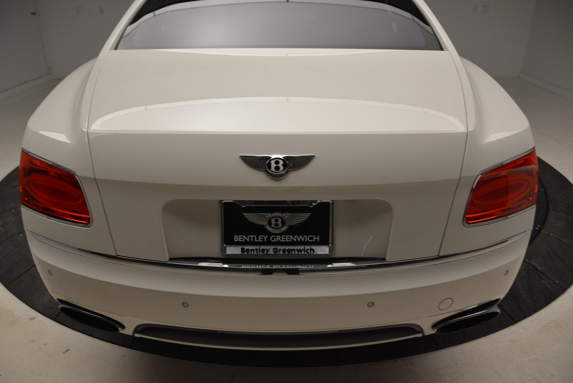 Used 2014 Bentley Flying Spur W12 For Sale In Westport, CT 1906_p46