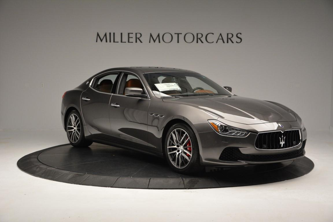 Used 2016 Maserati Ghibli S Q4 For Sale In Westport, CT 191_p10