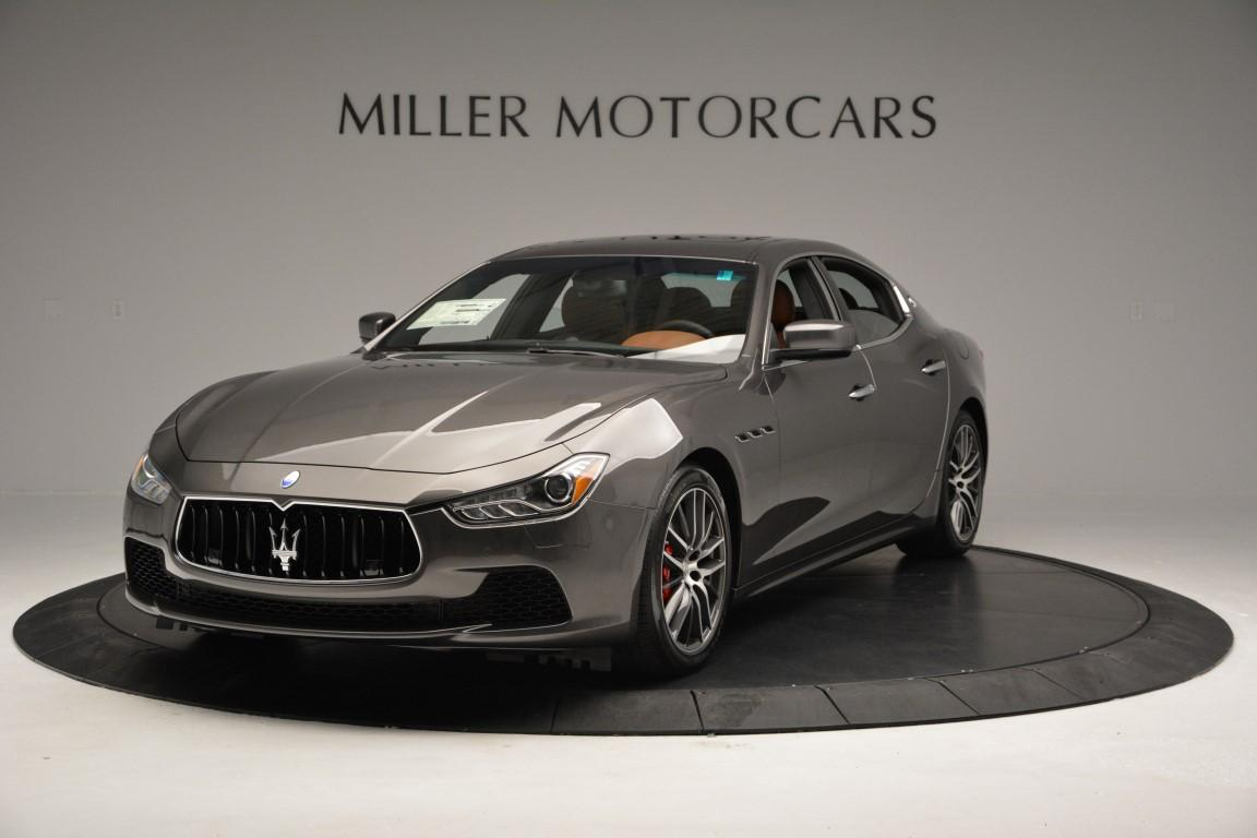 Used 2016 Maserati Ghibli S Q4 For Sale In Westport, CT 191_p18