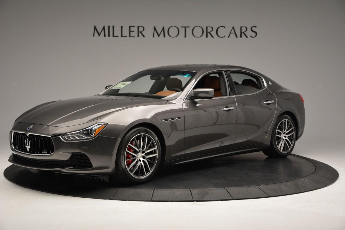 Used 2016 Maserati Ghibli S Q4 For Sale In Westport, CT 191_p2