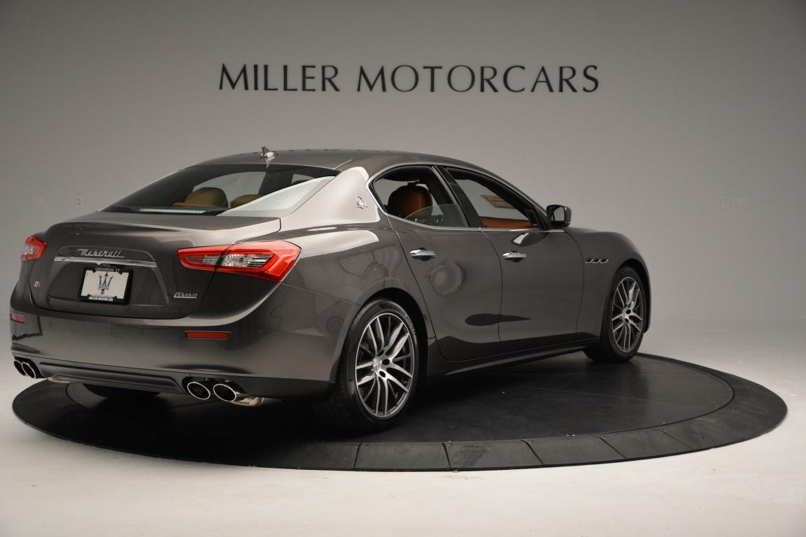 Used 2016 Maserati Ghibli S Q4 For Sale In Westport, CT 191_p6