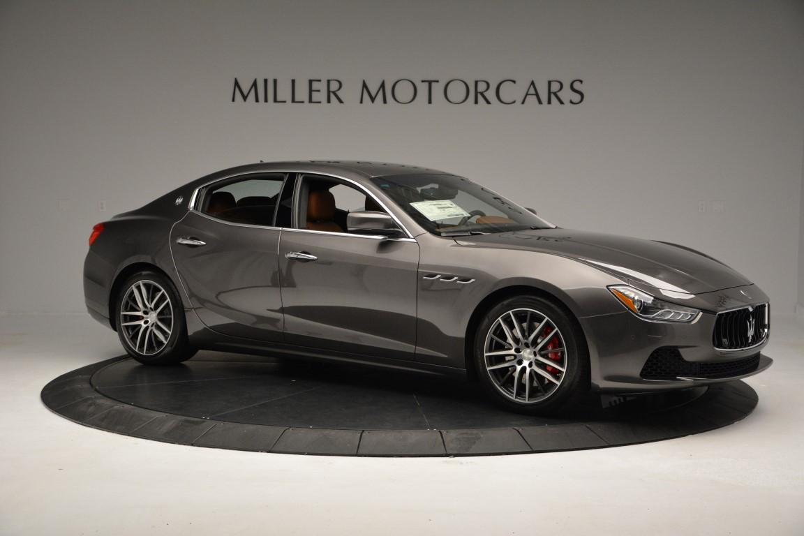 Used 2016 Maserati Ghibli S Q4 For Sale In Westport, CT 191_p9