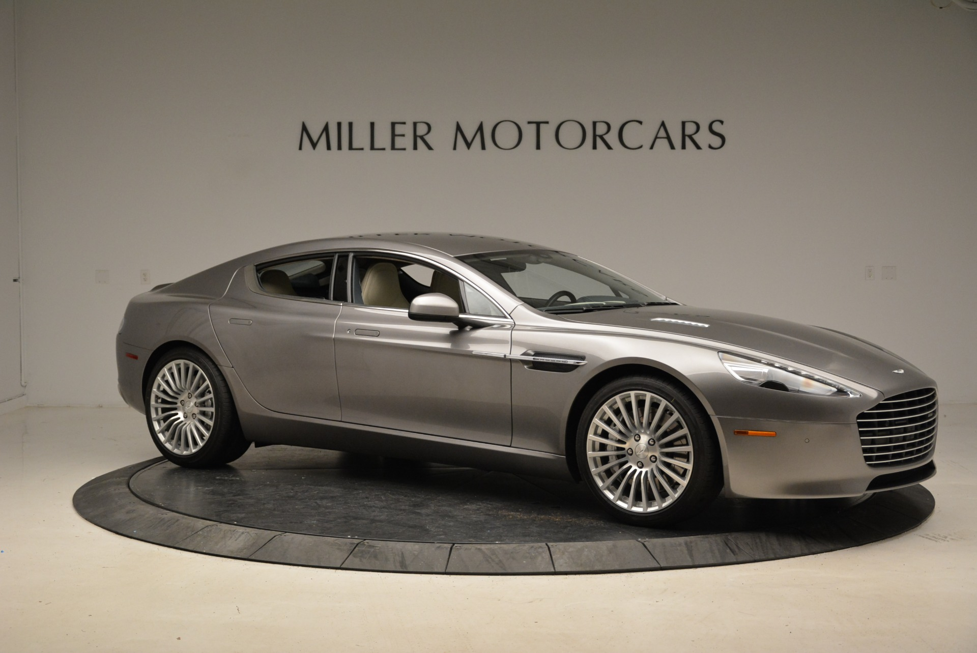 Used 2014 Aston Martin Rapide S  For Sale In Westport, CT 1910_p10