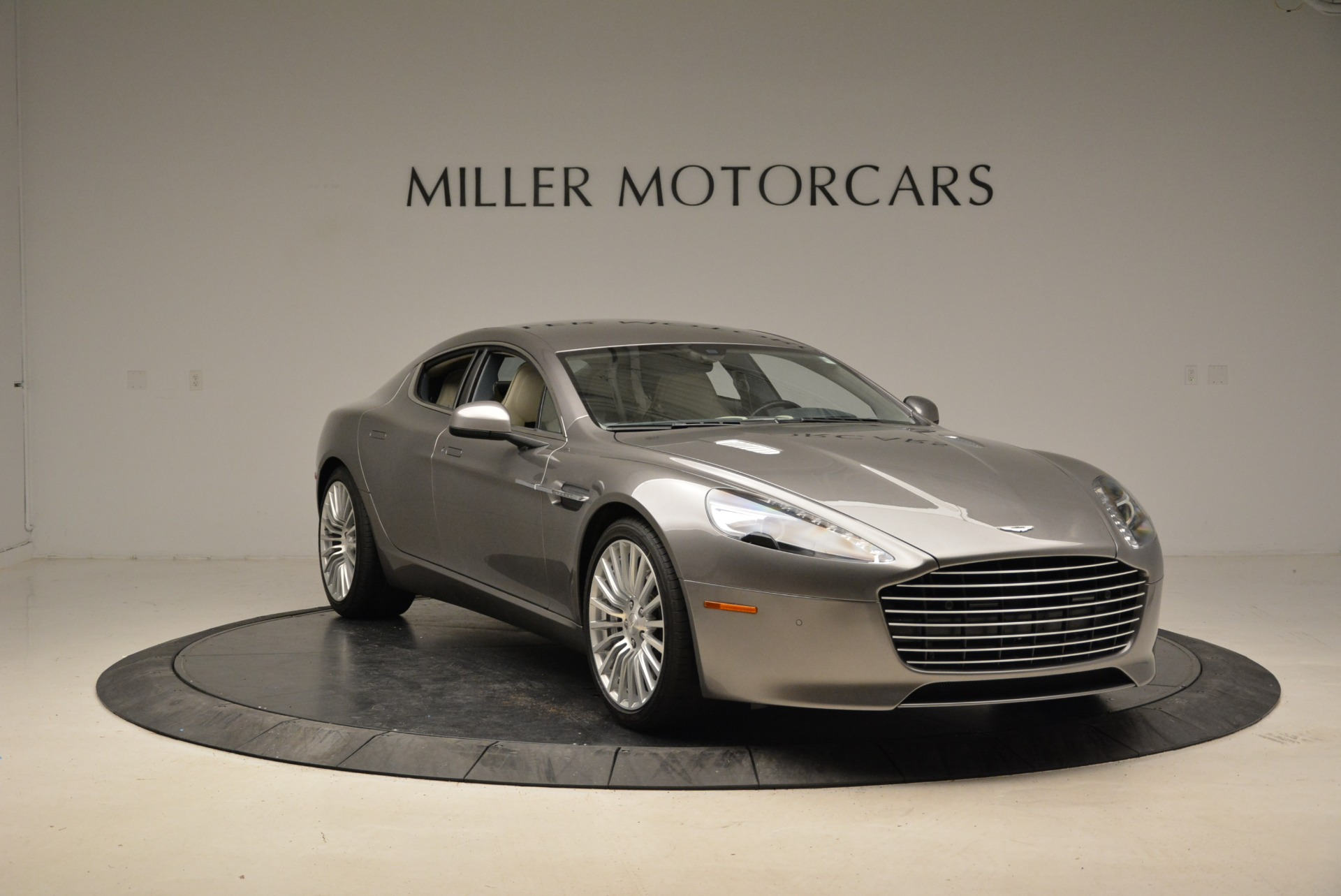 Used 2014 Aston Martin Rapide S  For Sale In Westport, CT 1910_p11