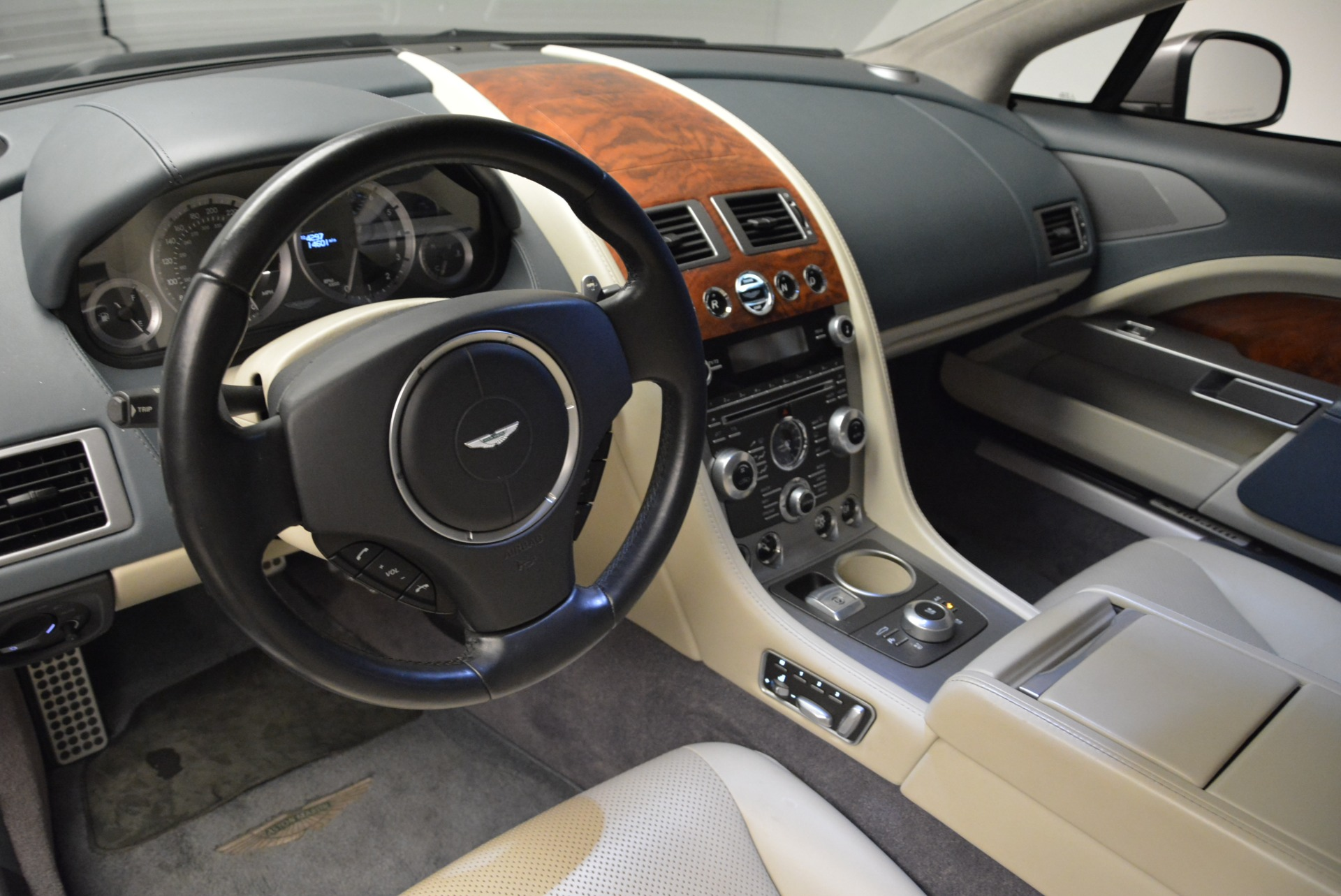 Used 2014 Aston Martin Rapide S  For Sale In Westport, CT 1910_p14