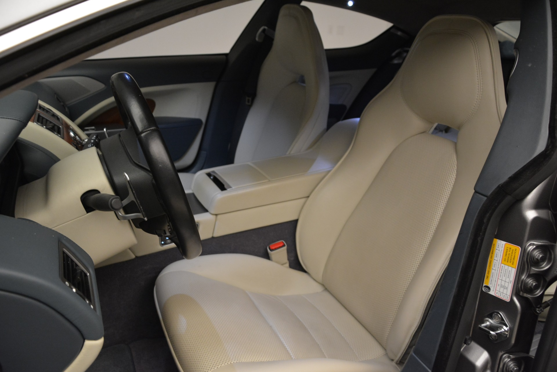 Used 2014 Aston Martin Rapide S  For Sale In Westport, CT 1910_p16
