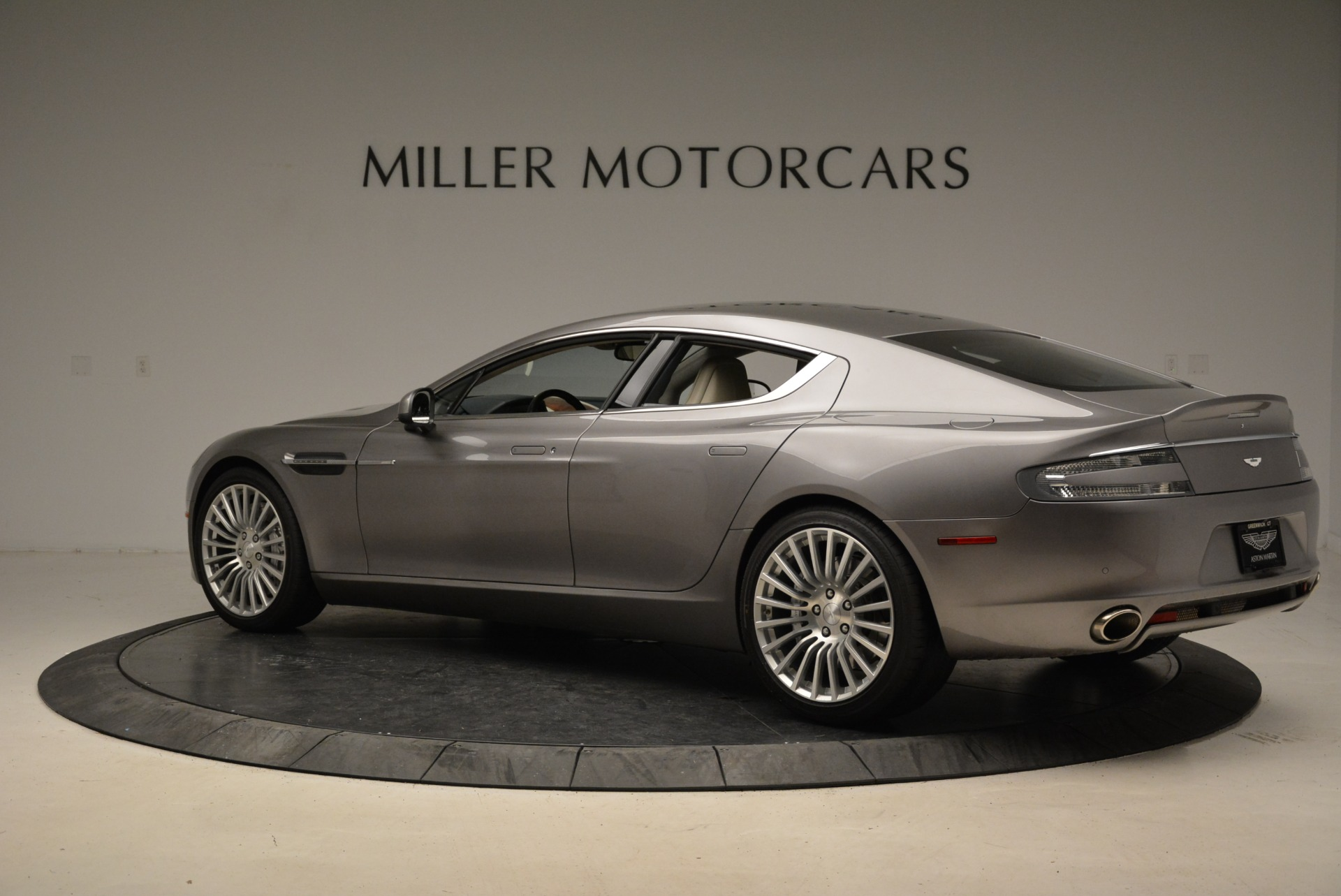 Used 2014 Aston Martin Rapide S  For Sale In Westport, CT 1910_p4
