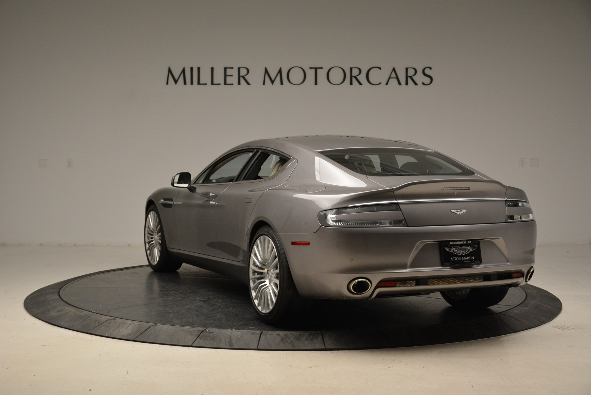 Used 2014 Aston Martin Rapide S  For Sale In Westport, CT 1910_p5