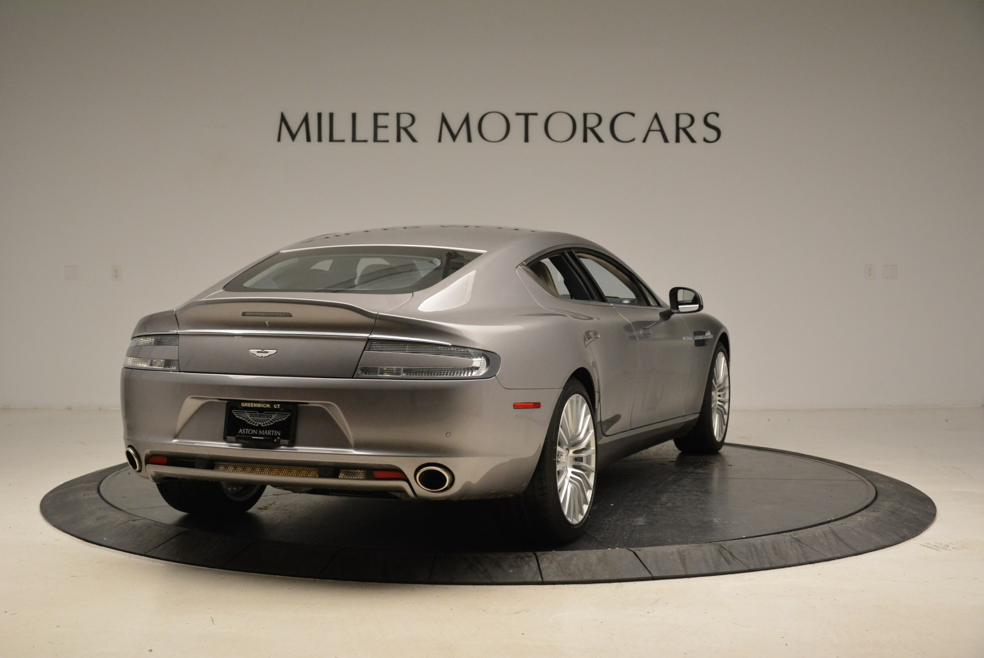 Used 2014 Aston Martin Rapide S  For Sale In Westport, CT 1910_p7
