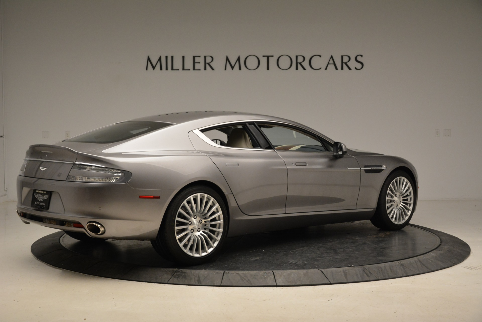 Used 2014 Aston Martin Rapide S  For Sale In Westport, CT 1910_p8