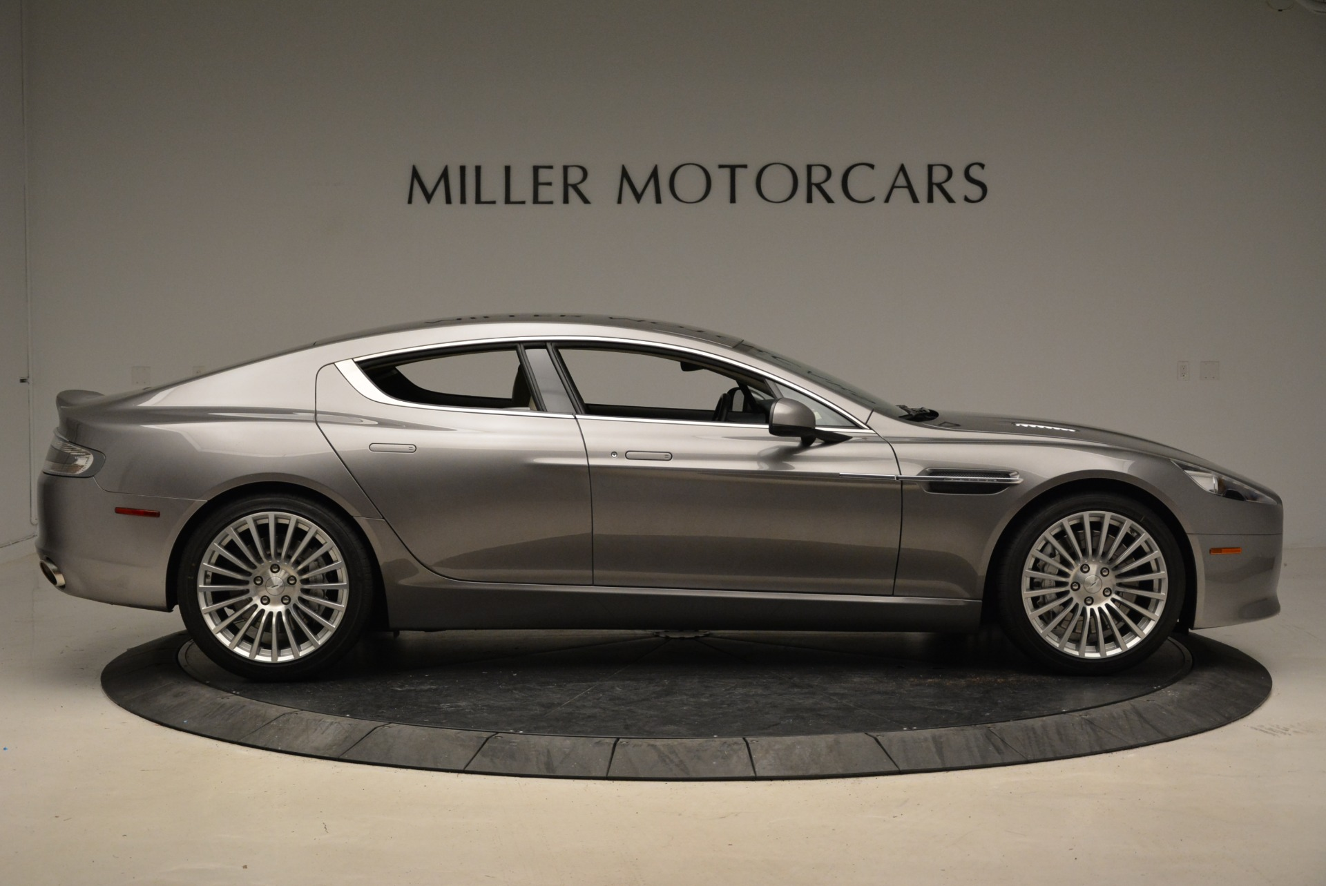 Used 2014 Aston Martin Rapide S  For Sale In Westport, CT 1910_p9