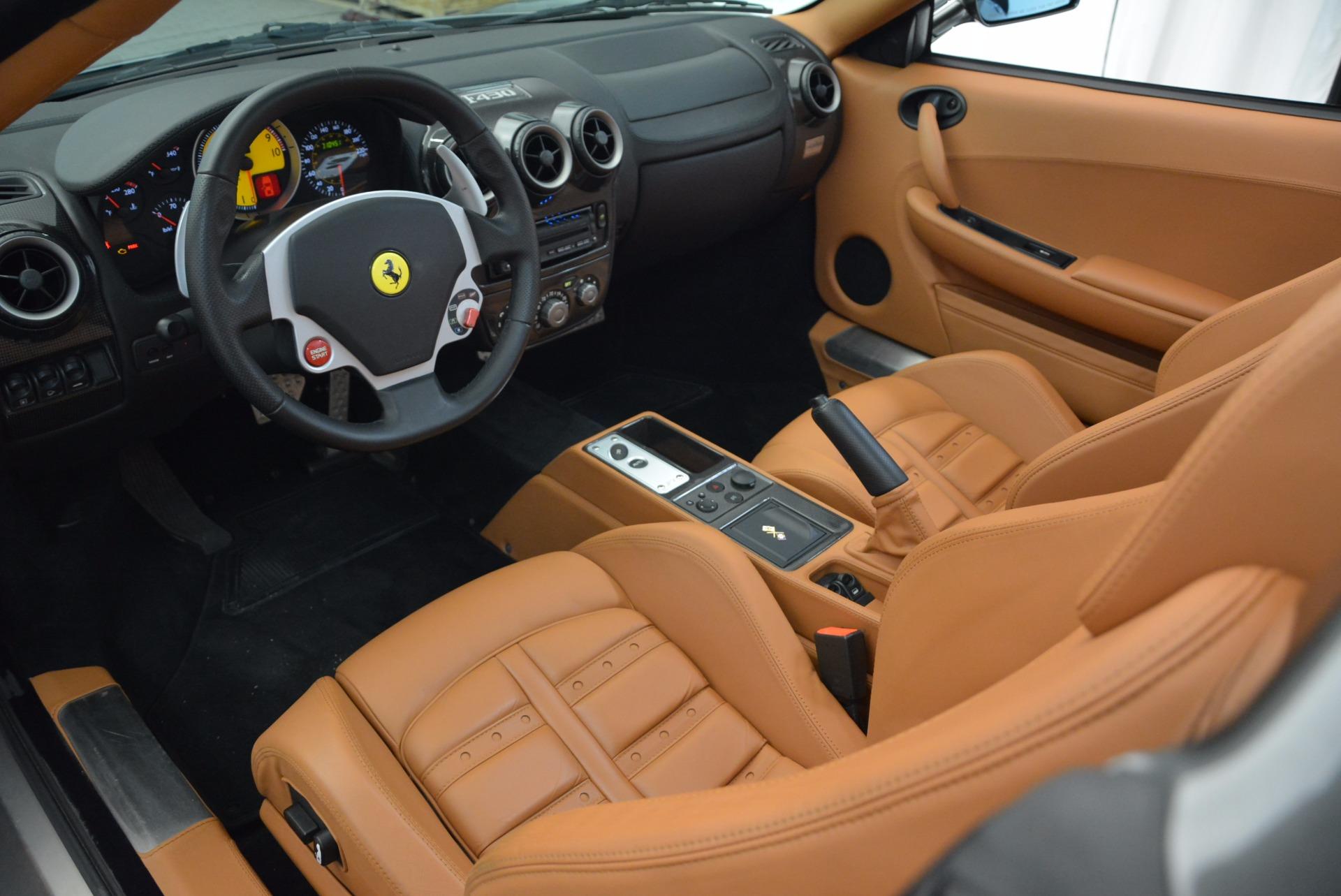 Used 2008 Ferrari F430 Spider  For Sale In Westport, CT 1911_p24