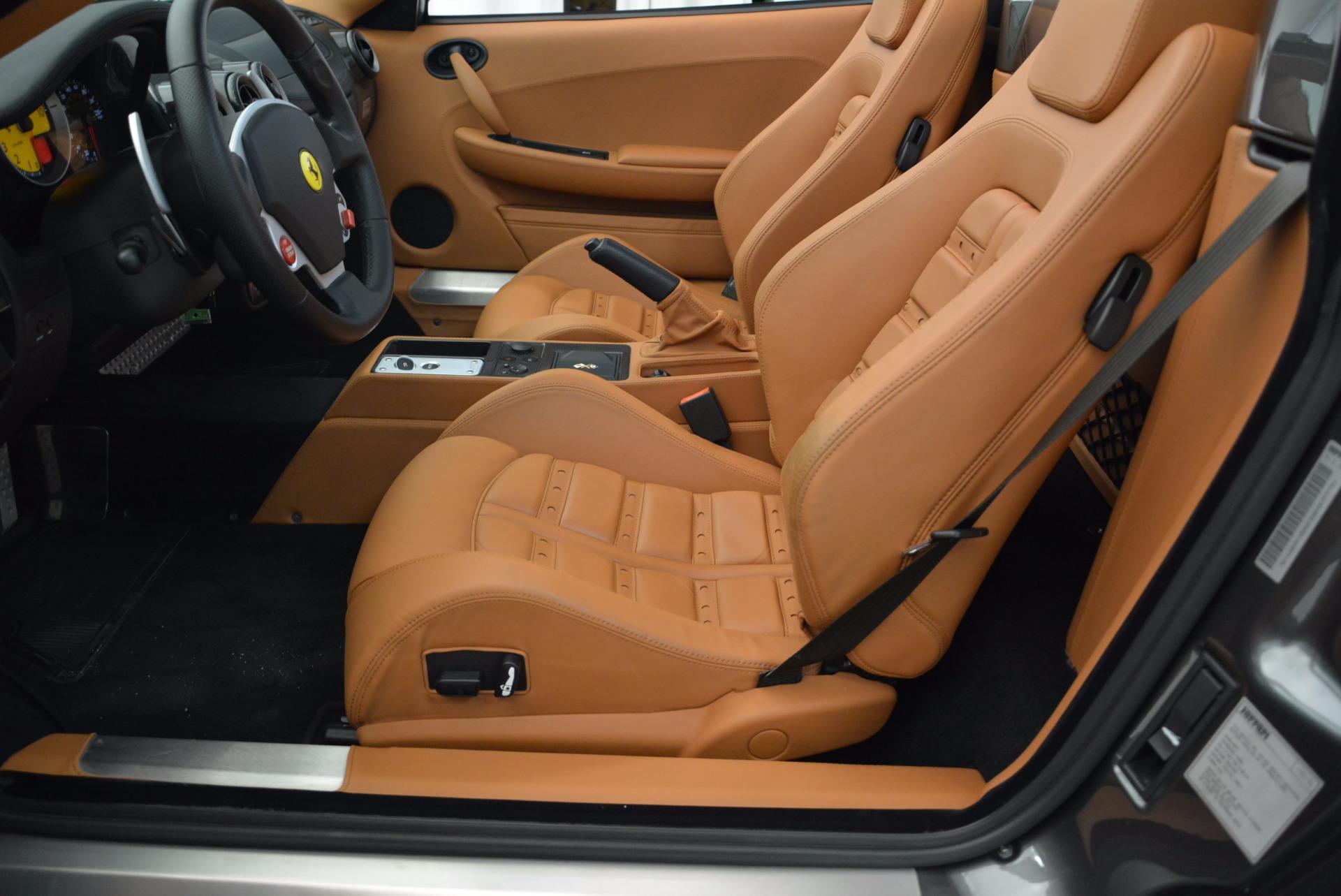Used 2008 Ferrari F430 Spider  For Sale In Westport, CT 1911_p25