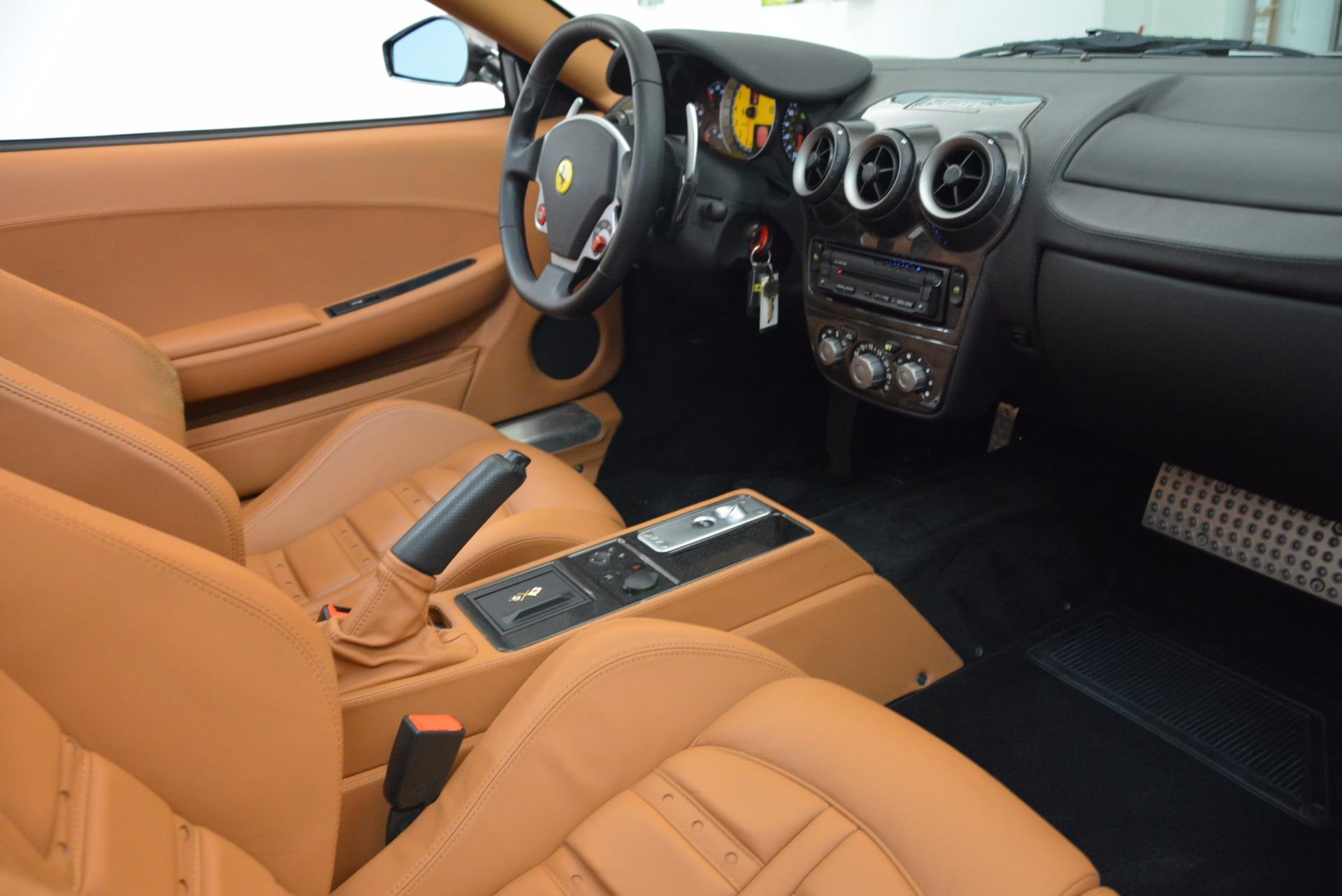 Used 2008 Ferrari F430 Spider  For Sale In Westport, CT 1911_p27