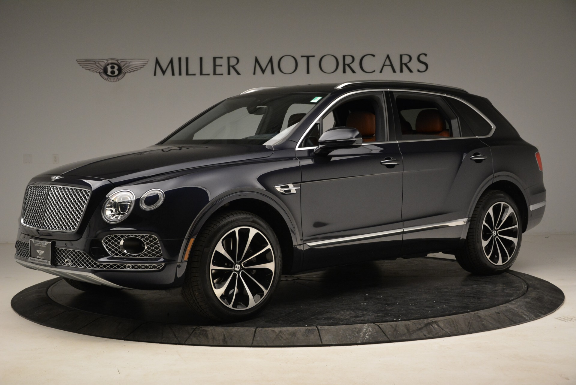 Used 2017 Bentley Bentayga W12 For Sale In Westport, CT 1913_p2