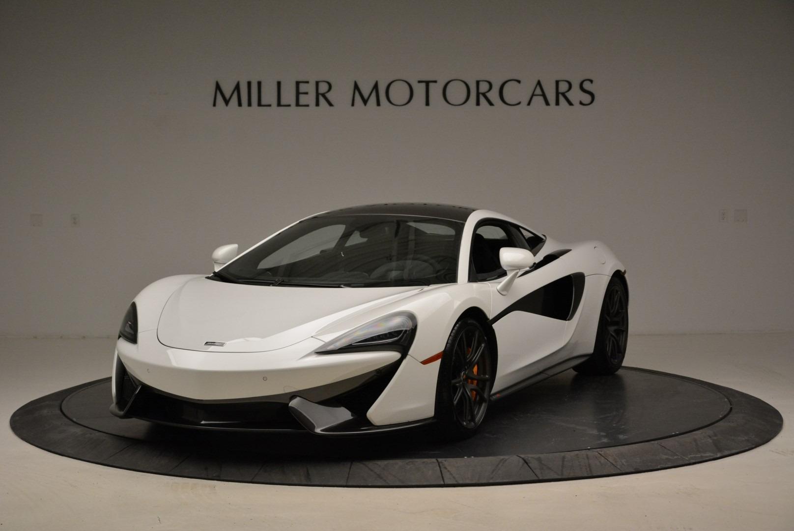 Used 2017 McLaren 570S  For Sale In Westport, CT 1914_main