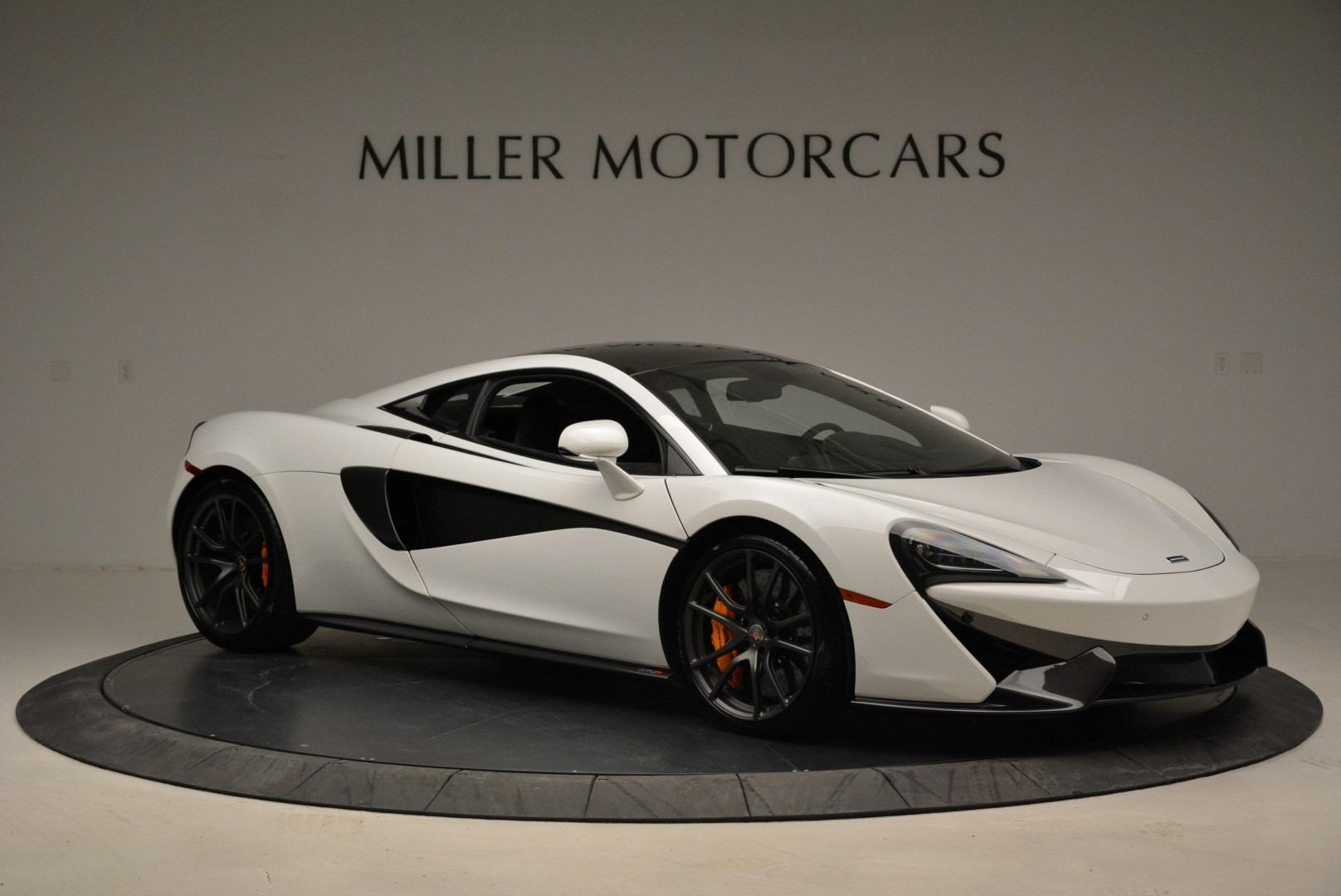 Used 2017 McLaren 570S  For Sale In Westport, CT 1914_p10