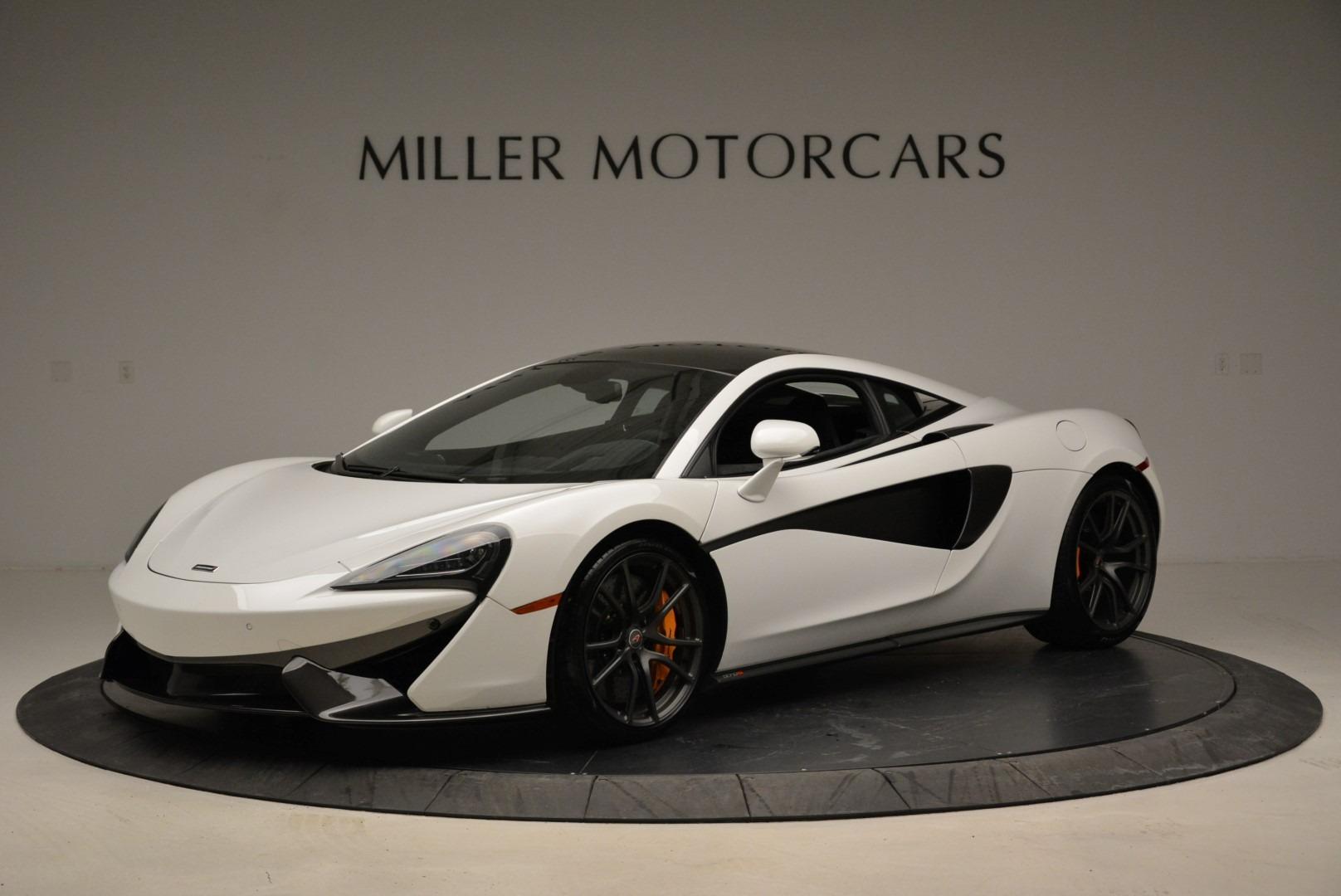 Used 2017 McLaren 570S  For Sale In Westport, CT 1914_p2