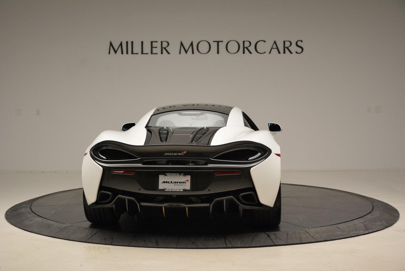Used 2017 McLaren 570S  For Sale In Westport, CT 1914_p6