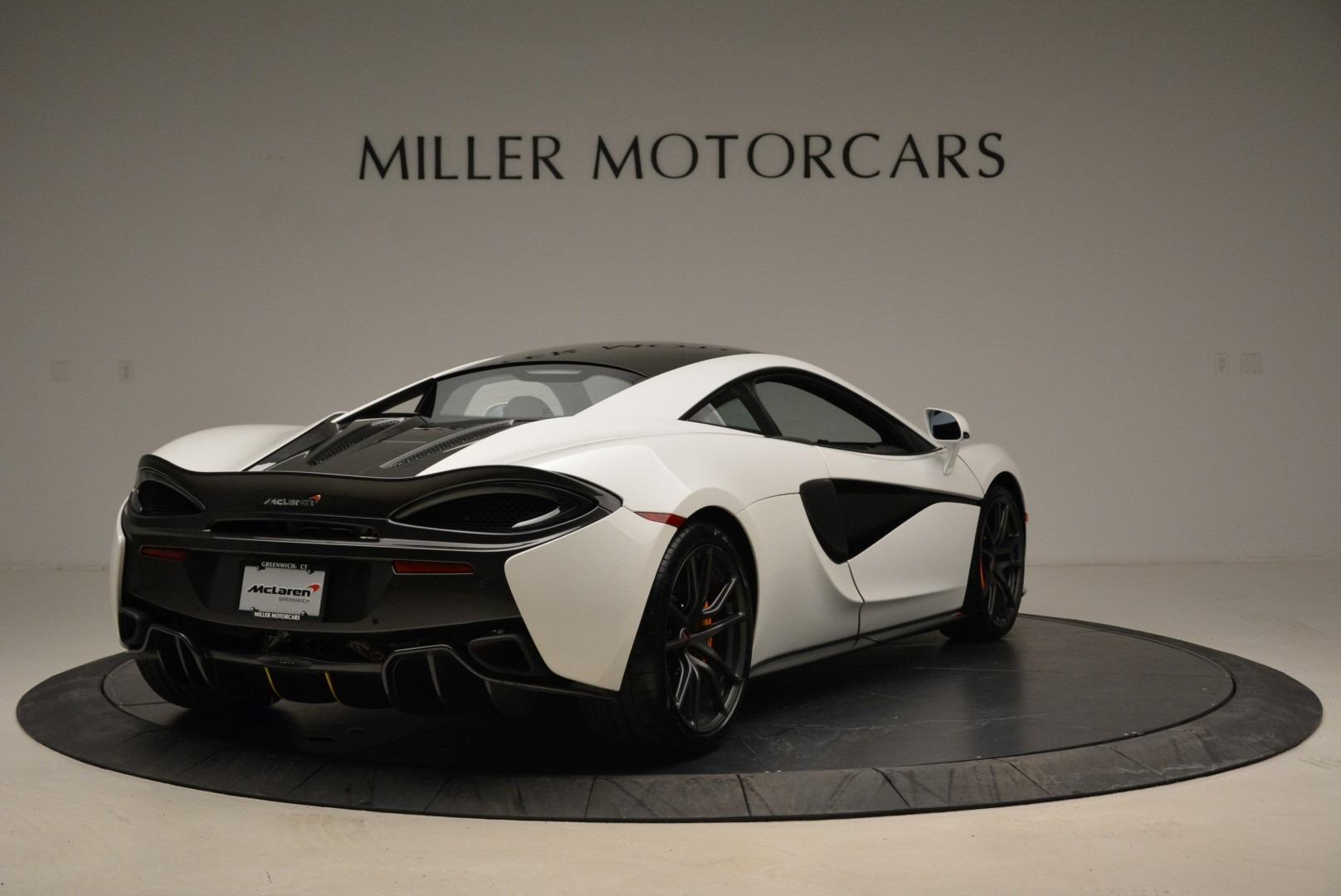 Used 2017 McLaren 570S  For Sale In Westport, CT 1914_p7