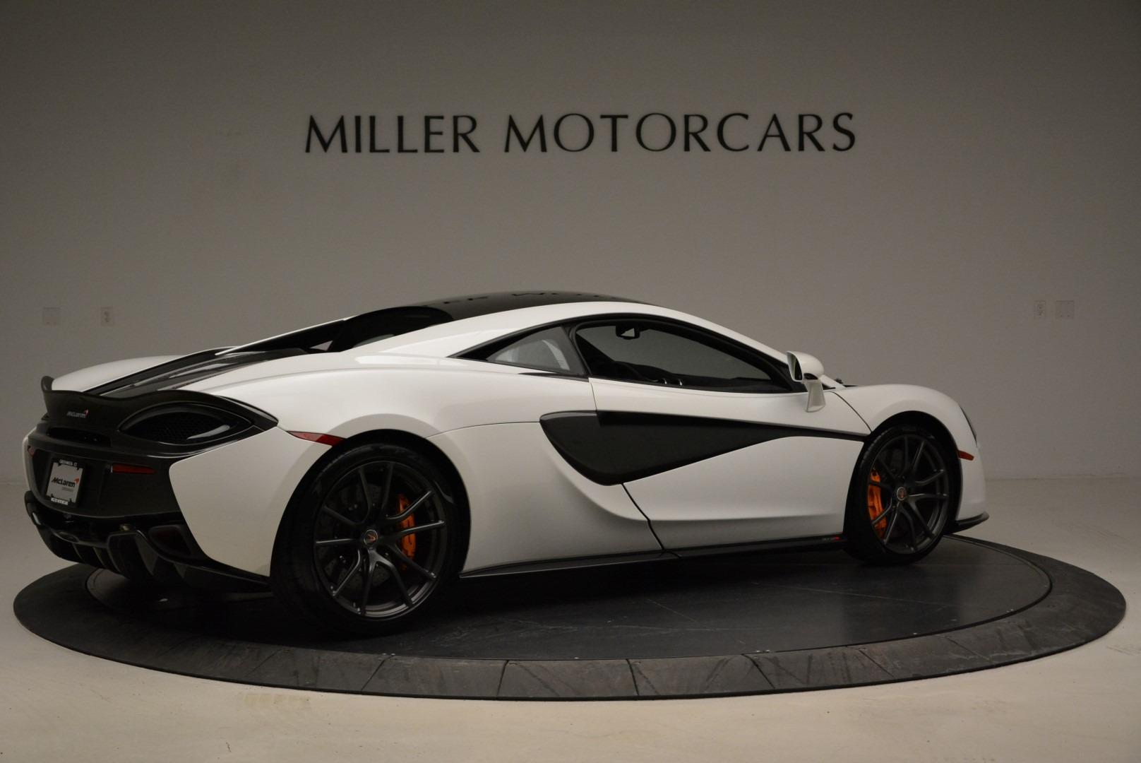 Used 2017 McLaren 570S  For Sale In Westport, CT 1914_p8