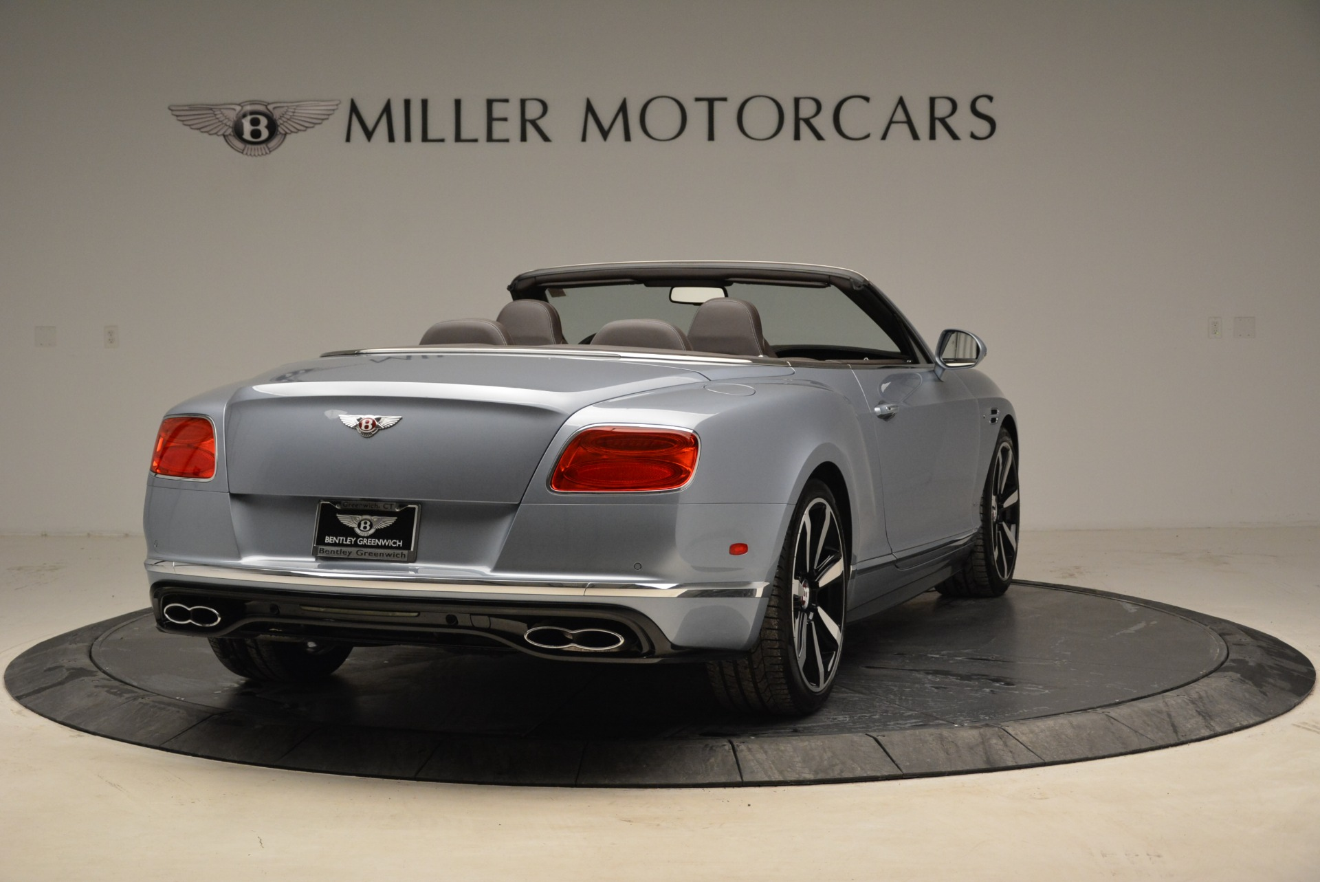 Used 2017 Bentley Continental GT V8 S For Sale In Westport, CT 1915_p7