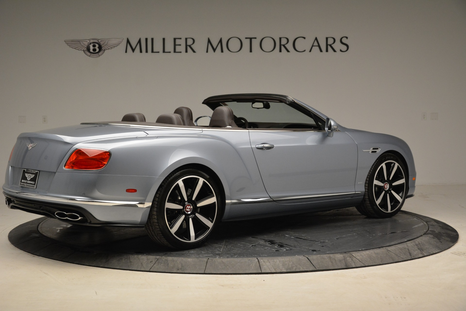 Used 2017 Bentley Continental GT V8 S For Sale In Westport, CT 1915_p8