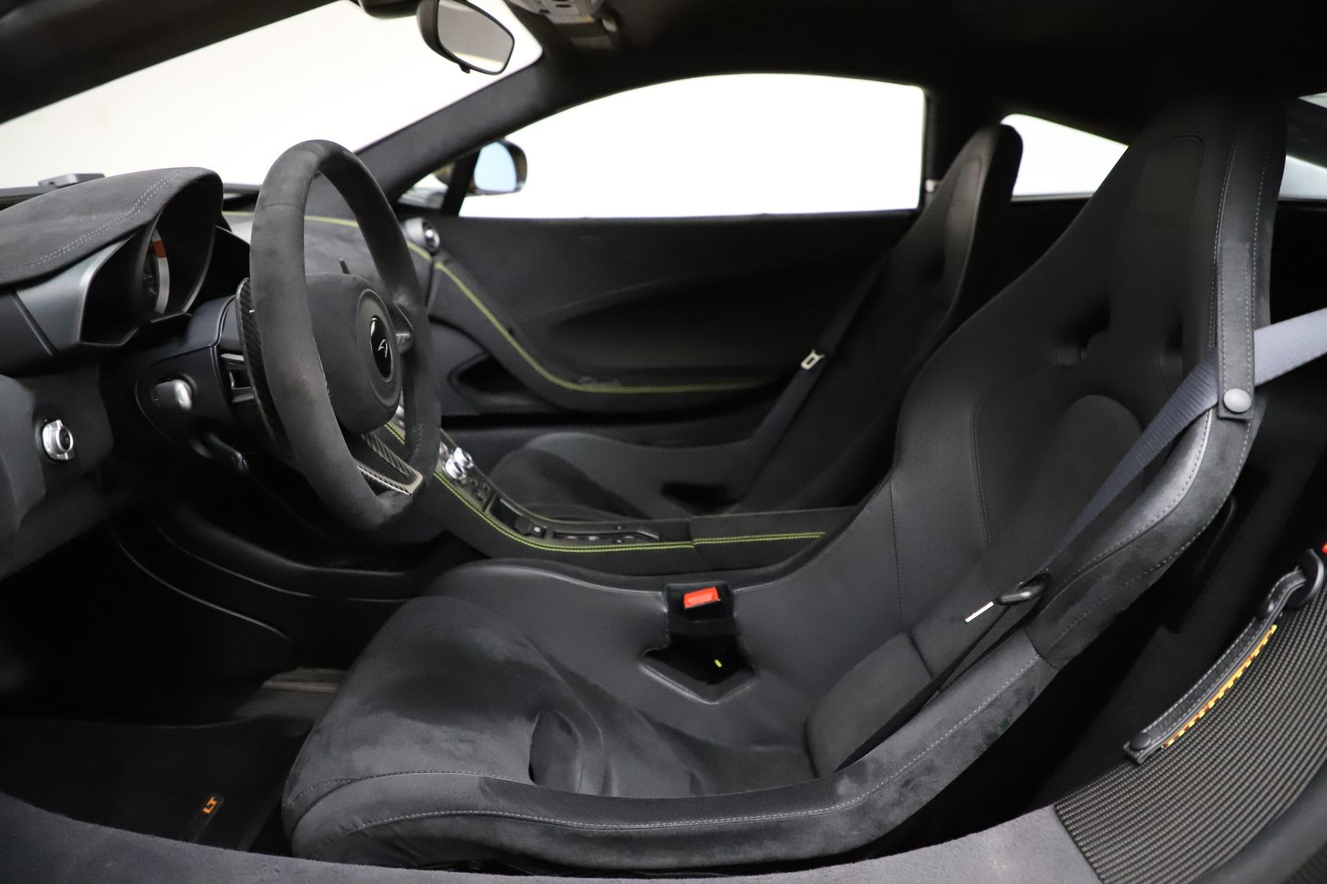 Used 2016 McLaren 675LT Coupe For Sale In Westport, CT 1916_p16