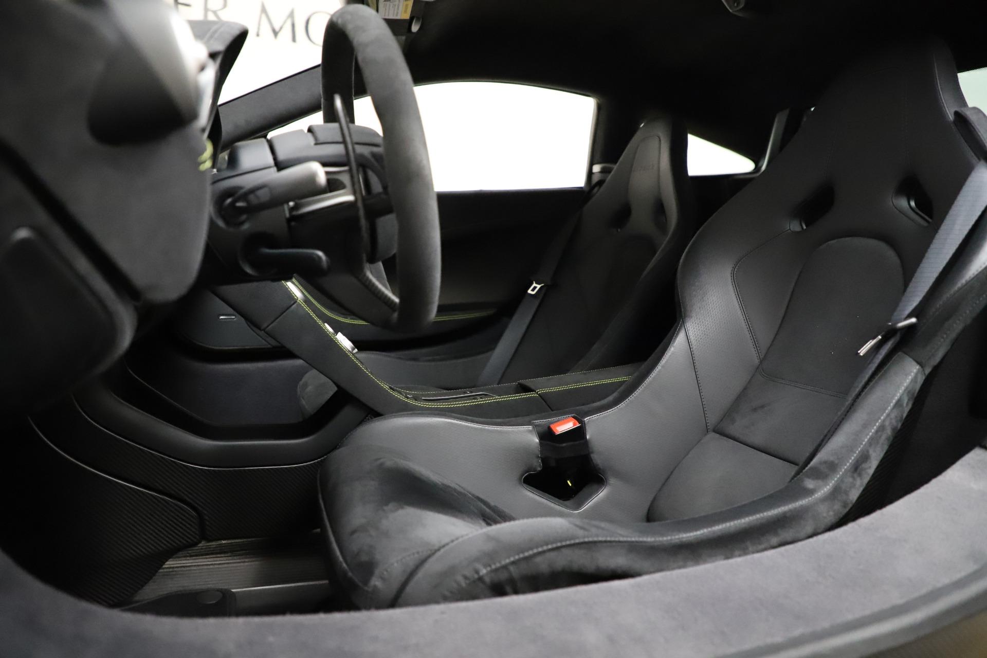 Used 2016 McLaren 675LT Coupe For Sale In Westport, CT 1916_p17