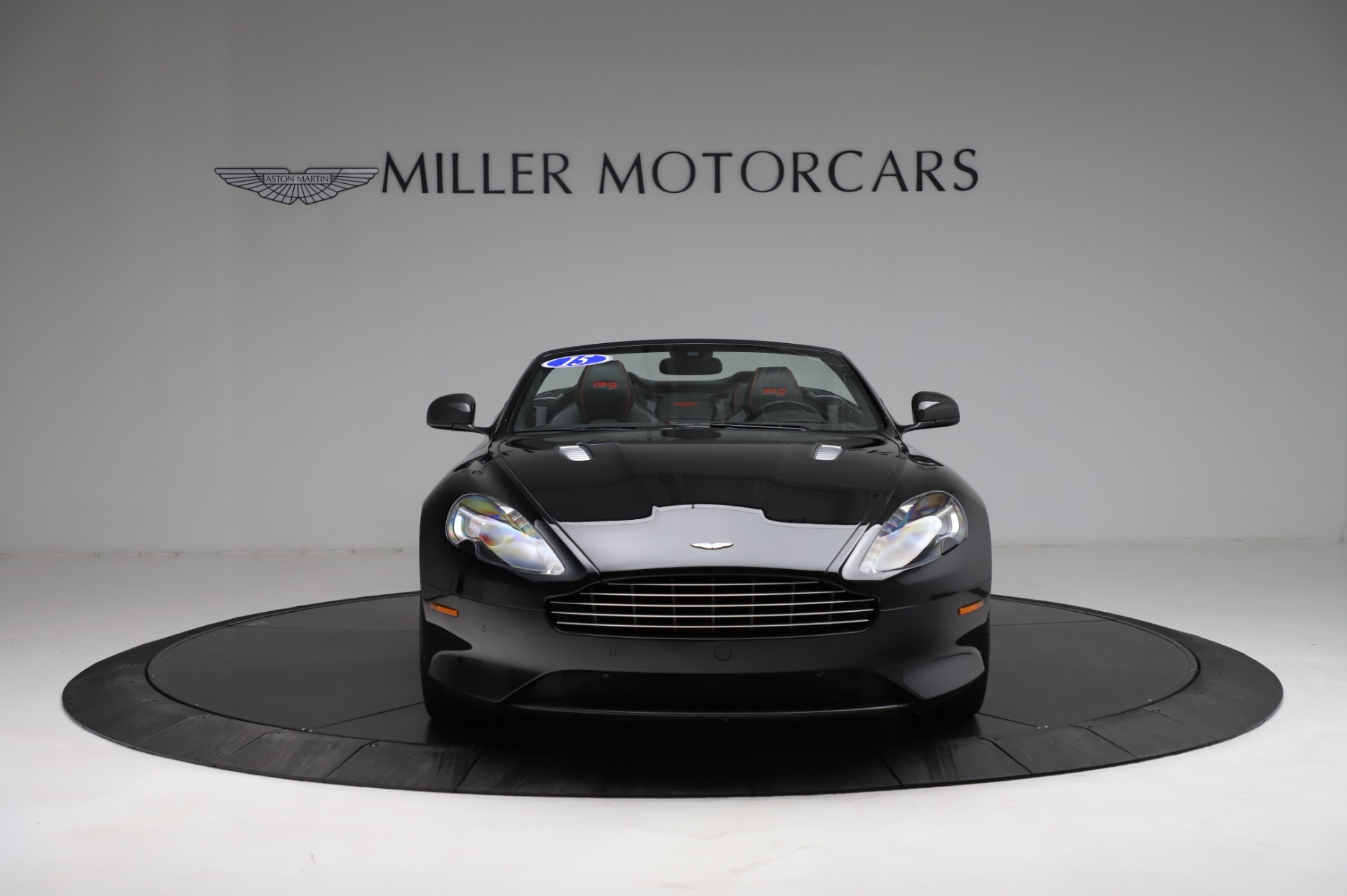 Used 2015 Aston Martin DB9 Carbon Edition Volante For Sale In Westport, CT 1919_p11
