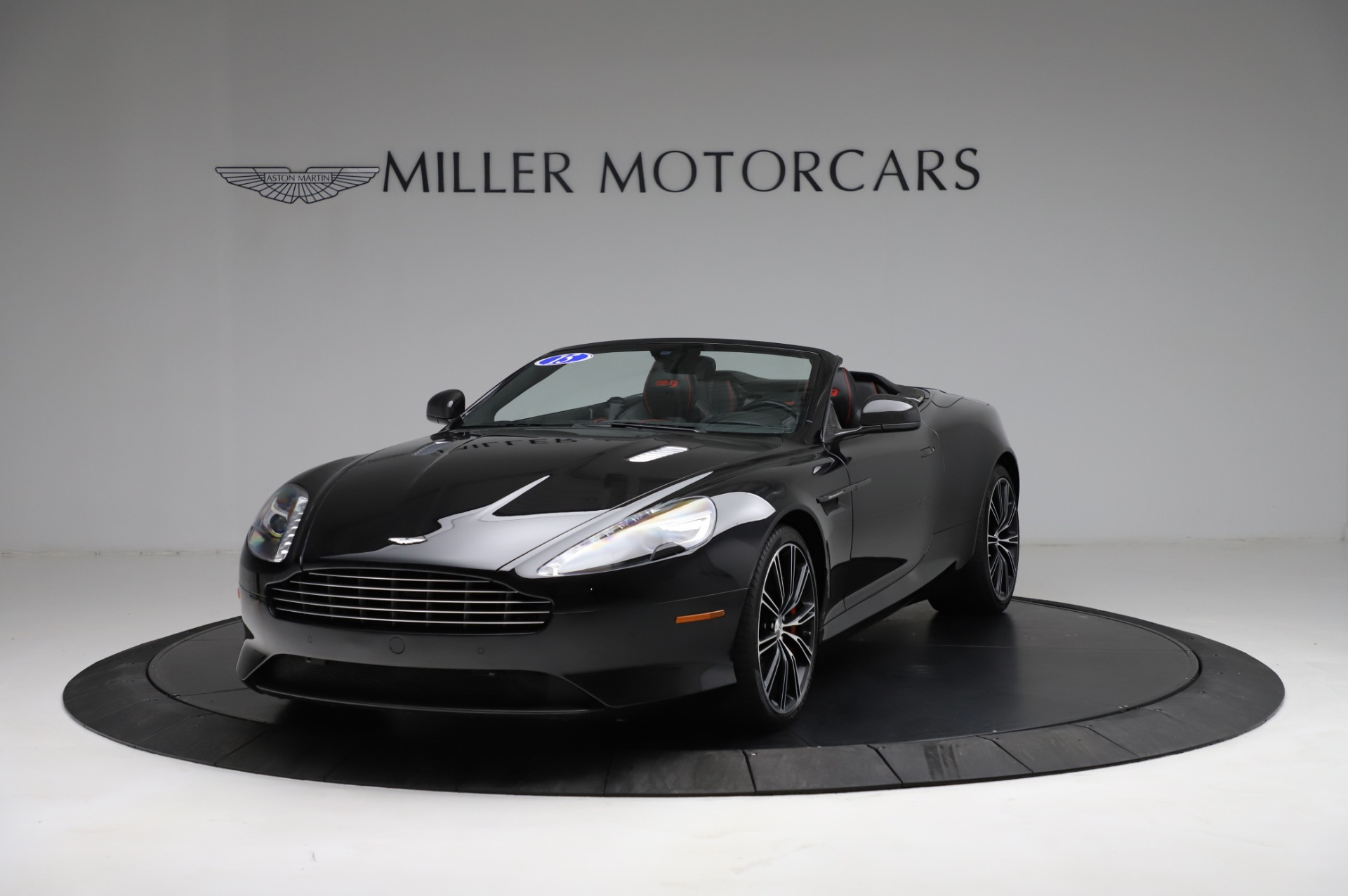 Used 2015 Aston Martin DB9 Carbon Edition Volante For Sale In Westport, CT 1919_p12