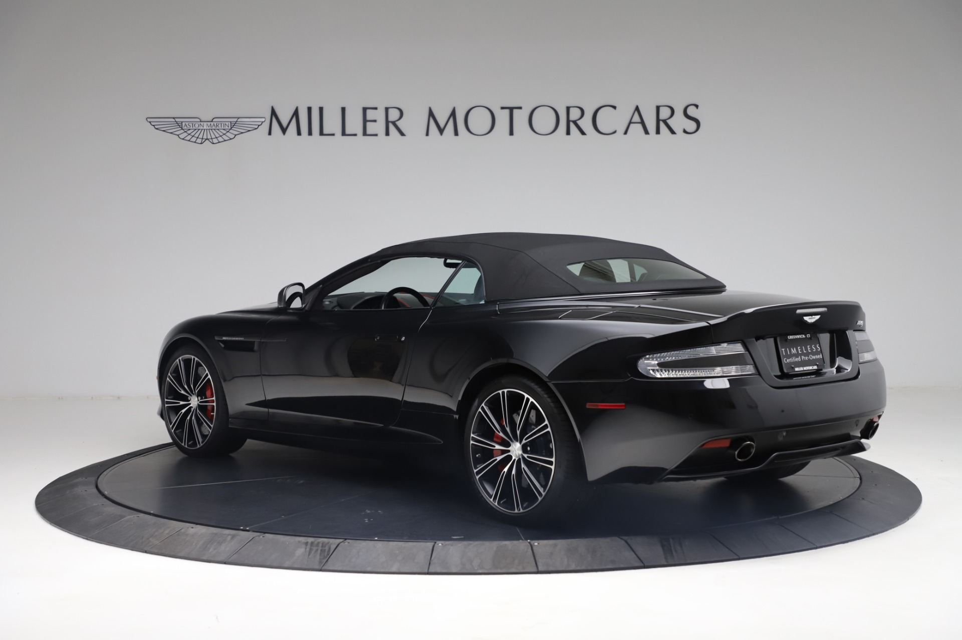 Used 2015 Aston Martin DB9 Carbon Edition Volante For Sale In Westport, CT 1919_p15