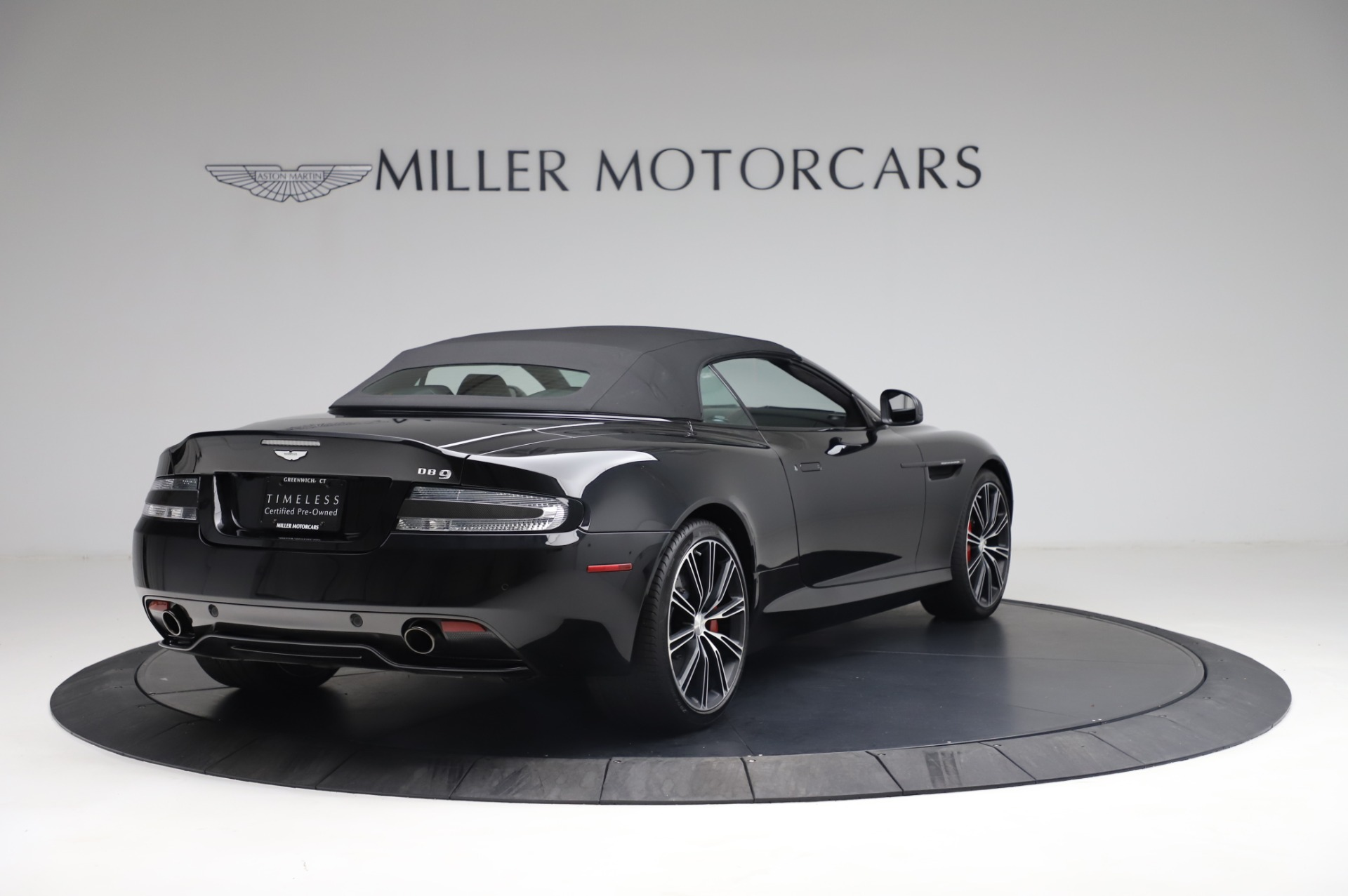 Used 2015 Aston Martin DB9 Carbon Edition Volante For Sale In Westport, CT 1919_p16