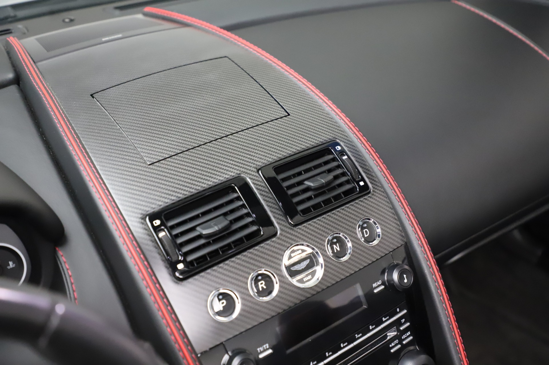 Used 2015 Aston Martin DB9 Carbon Edition Volante For Sale In Westport, CT 1919_p29