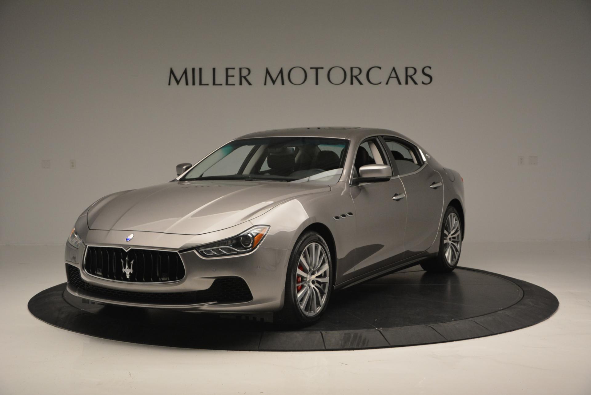 Used 2016 Maserati Ghibli S Q4 For Sale In Westport, CT 192_main