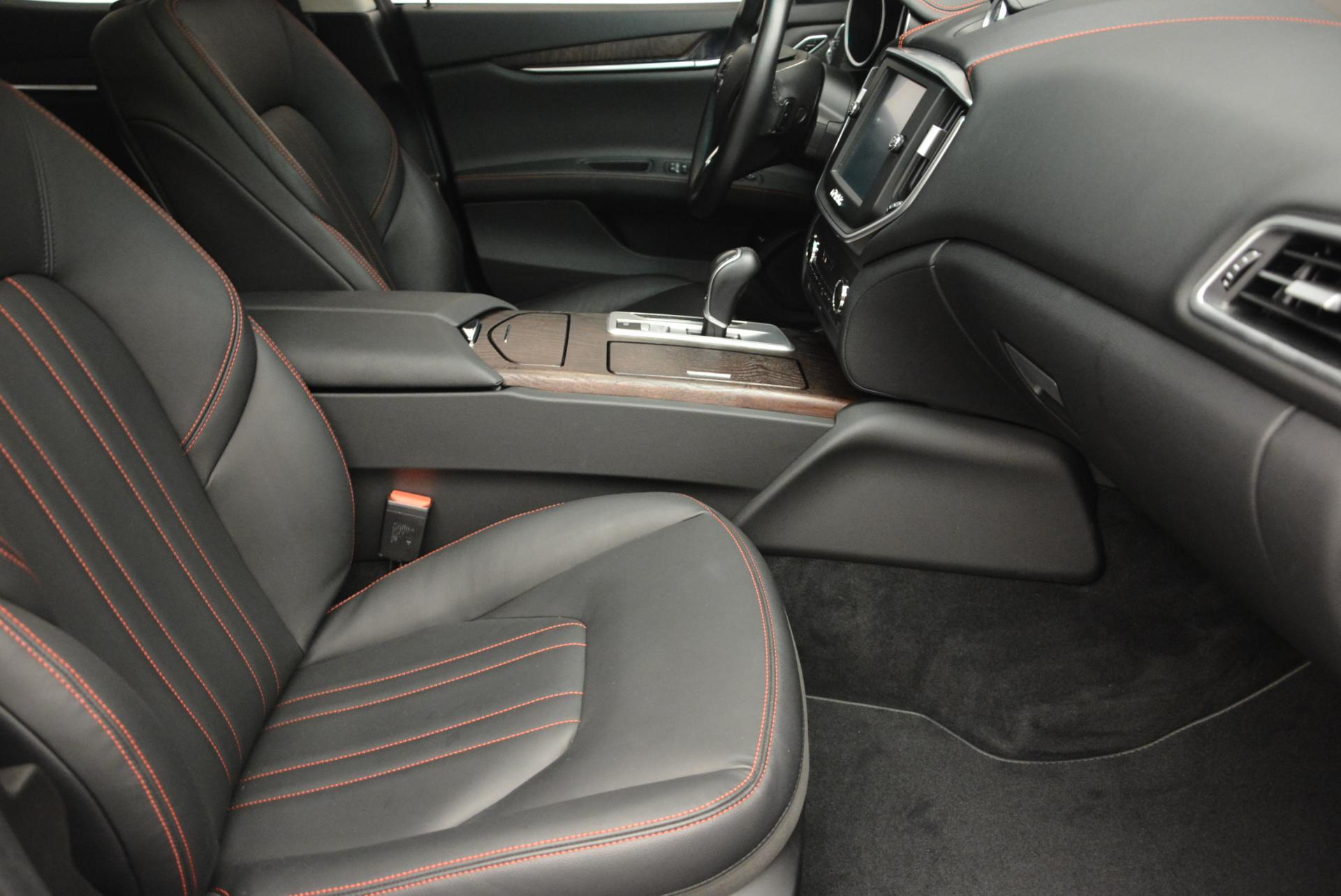 Used 2016 Maserati Ghibli S Q4 For Sale In Westport, CT 192_p14