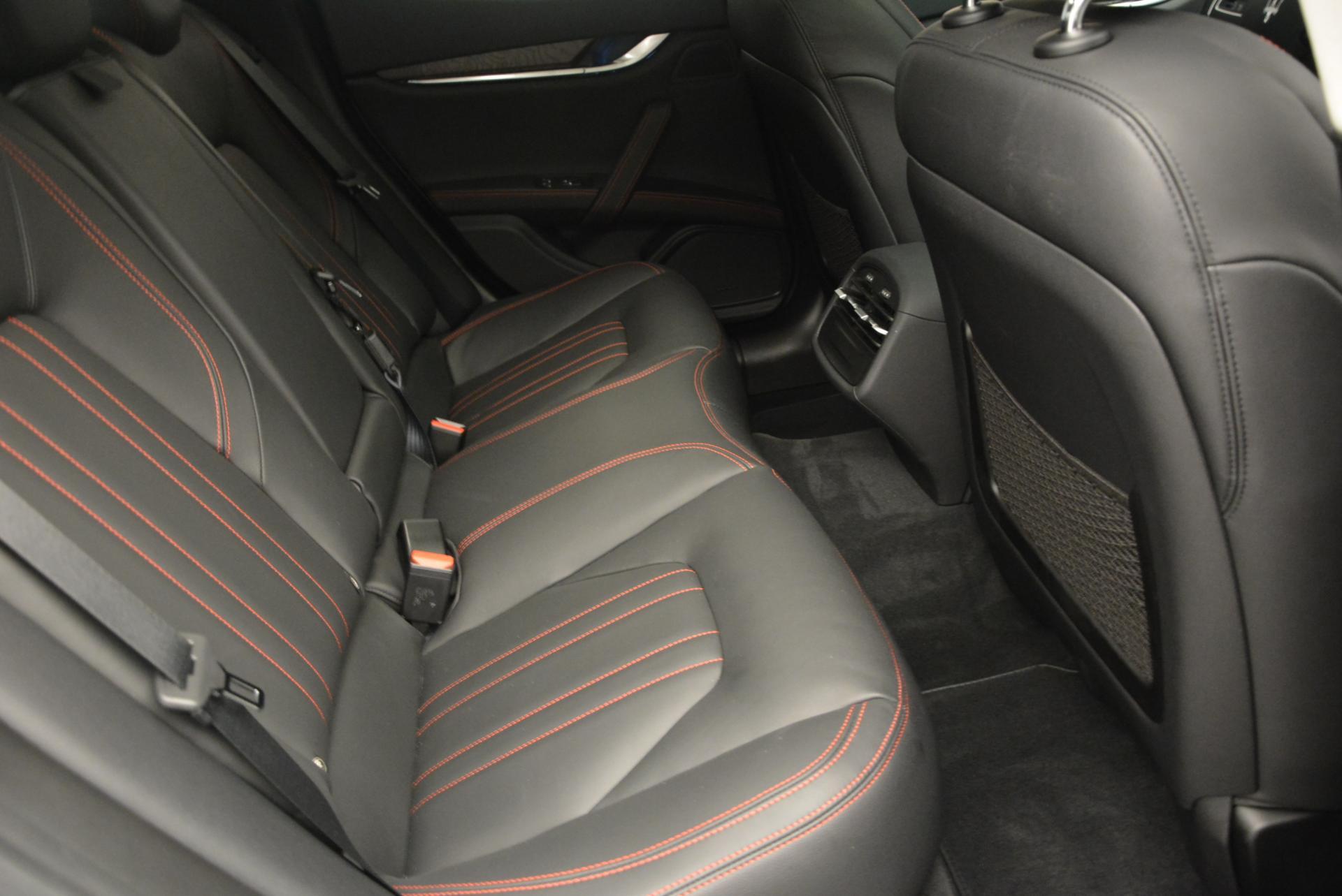 Used 2016 Maserati Ghibli S Q4 For Sale In Westport, CT 192_p18