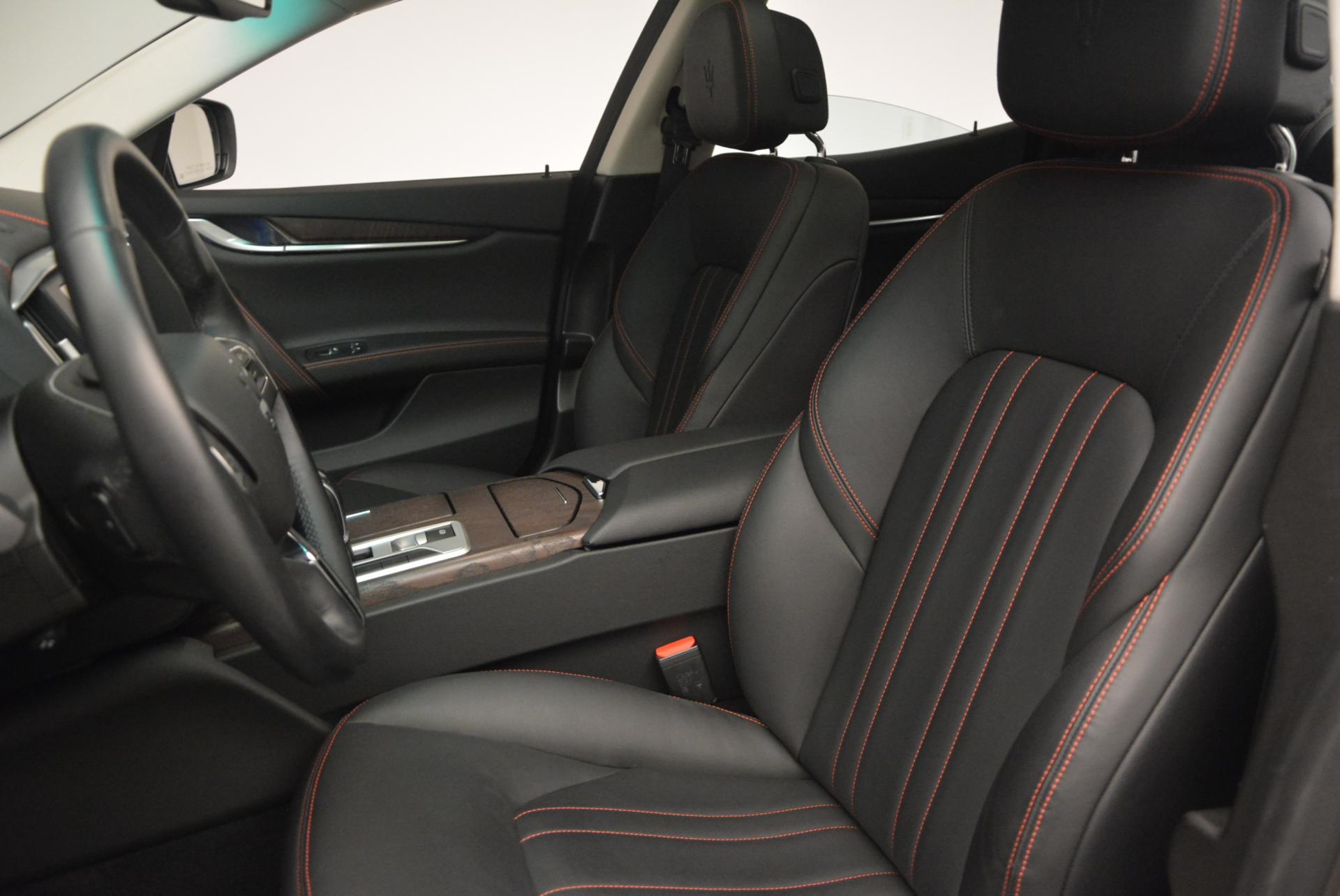 Used 2016 Maserati Ghibli S Q4 For Sale In Westport, CT 192_p24