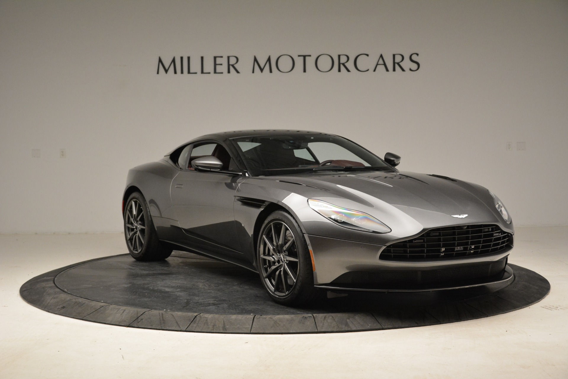 Used 2017 Aston Martin DB11  For Sale In Westport, CT 1920_p11