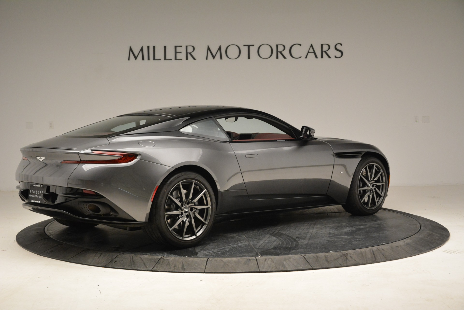 Used 2017 Aston Martin DB11  For Sale In Westport, CT 1920_p8