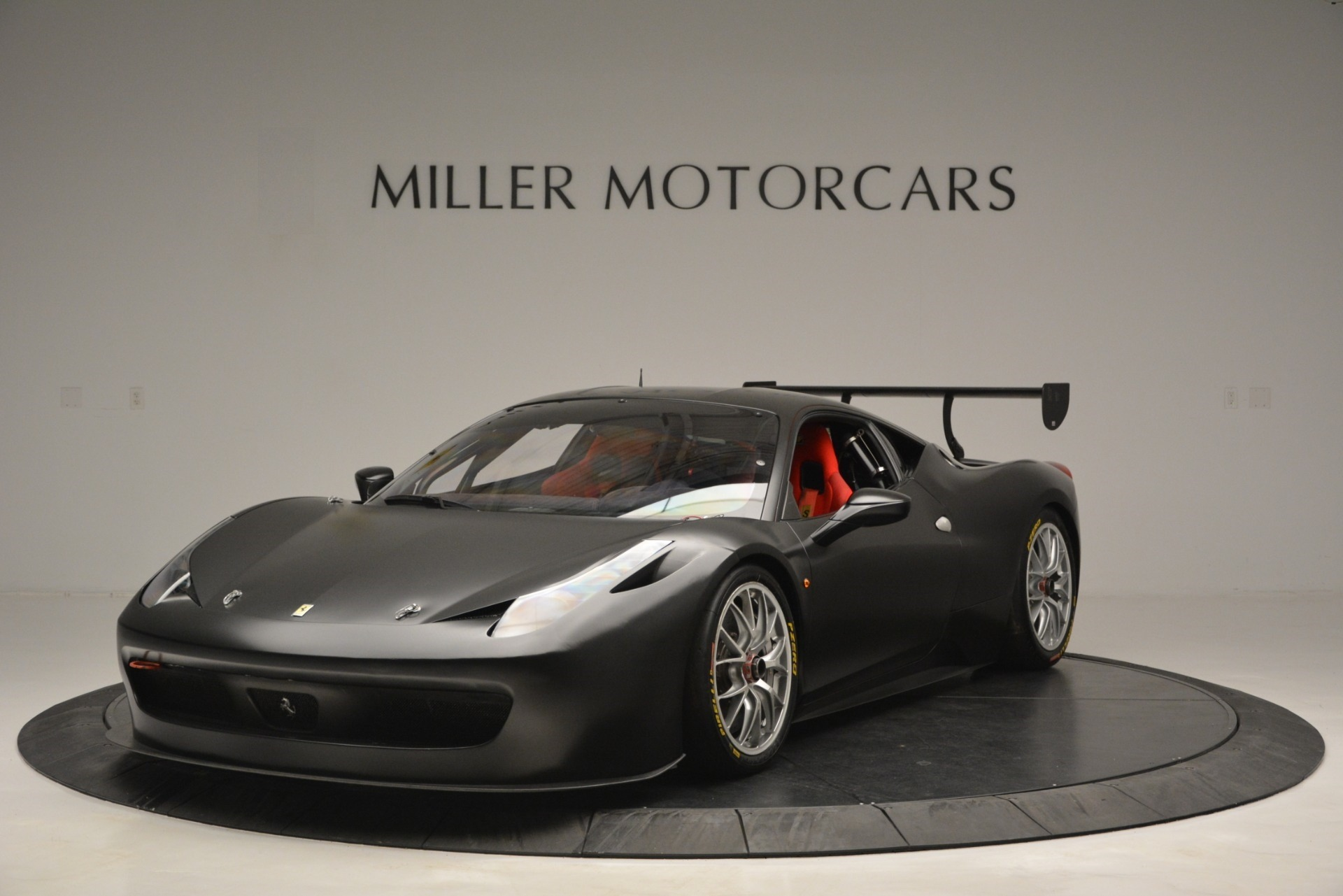 Used 2013 Ferrari 458 Challenge  For Sale In Westport, CT 1921_main